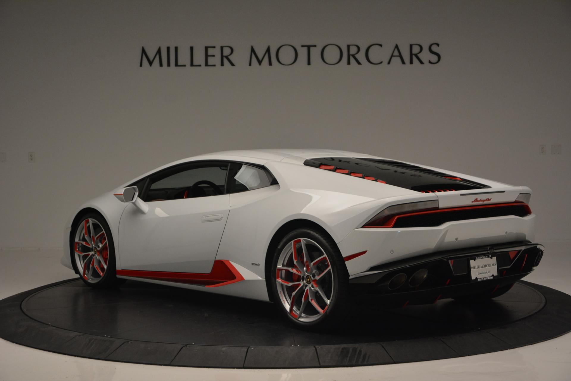 Used 2015 Lamborghini Huracan LP610-4 For Sale In Greenwich, CT. Alfa Romeo of Greenwich, F1707A 114_p5