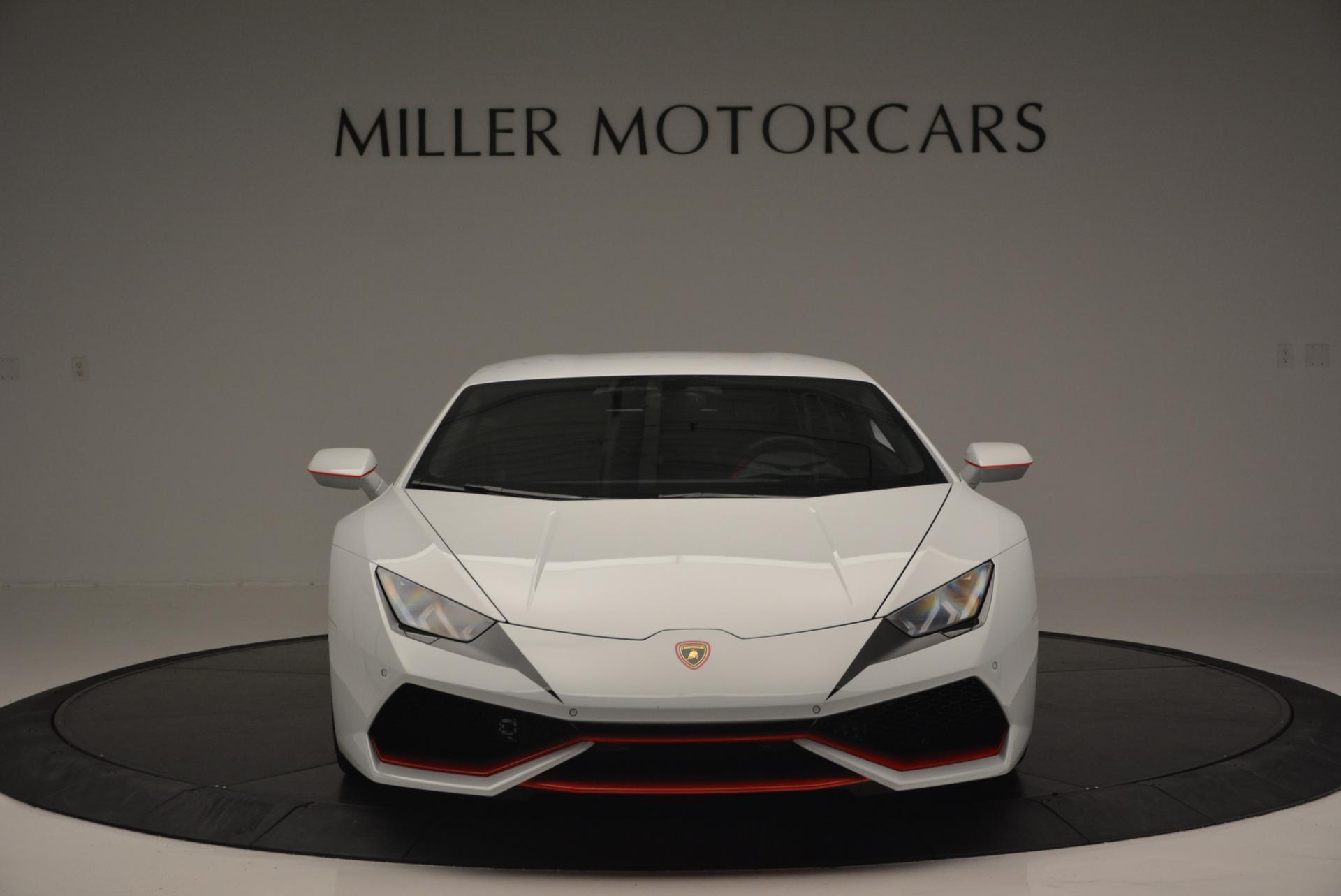 Used 2015 Lamborghini Huracan LP610-4 For Sale In Greenwich, CT. Alfa Romeo of Greenwich, F1707A 114_p8