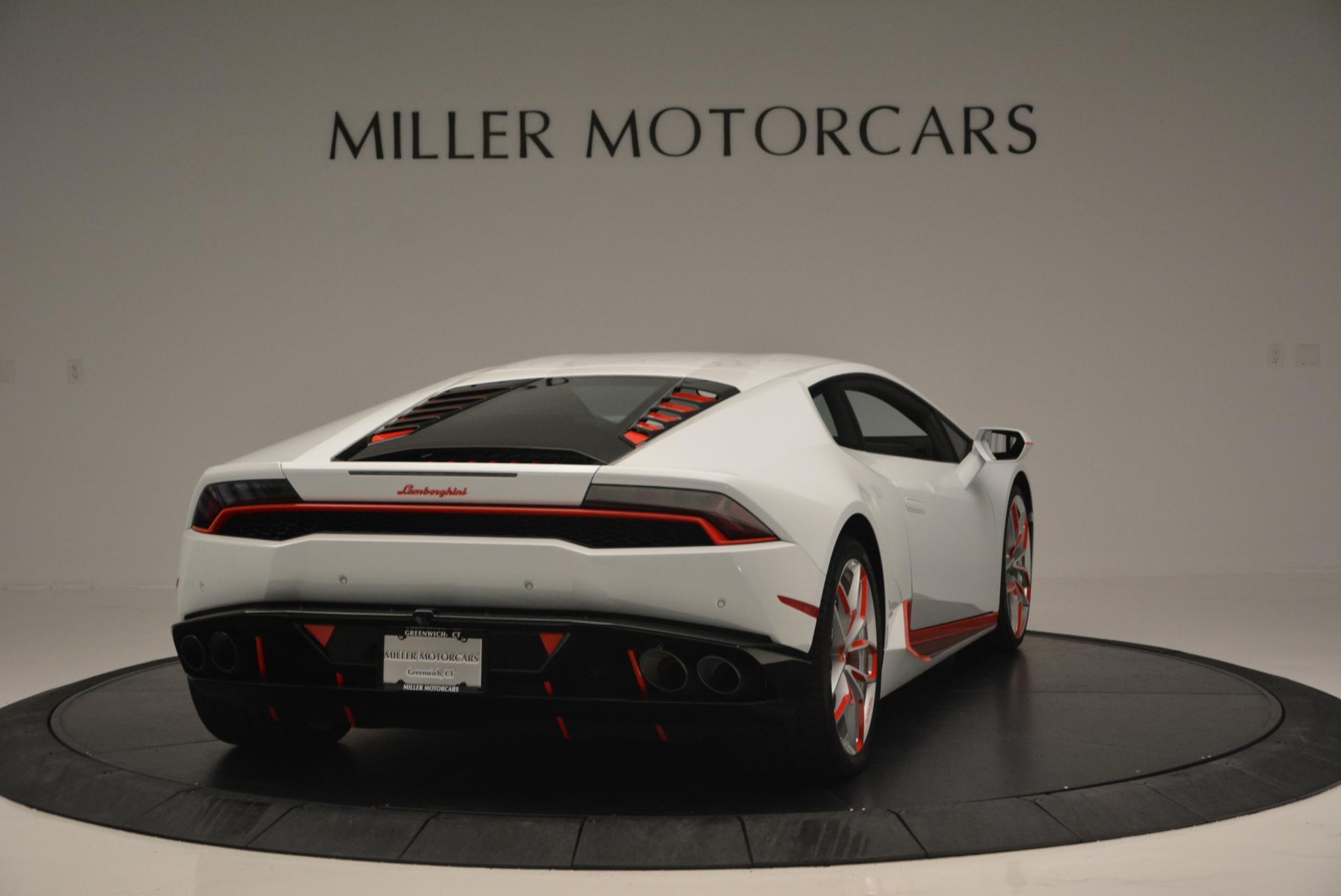 Used 2015 Lamborghini Huracan LP610-4 For Sale In Greenwich, CT. Alfa Romeo of Greenwich, F1707A 114_p9
