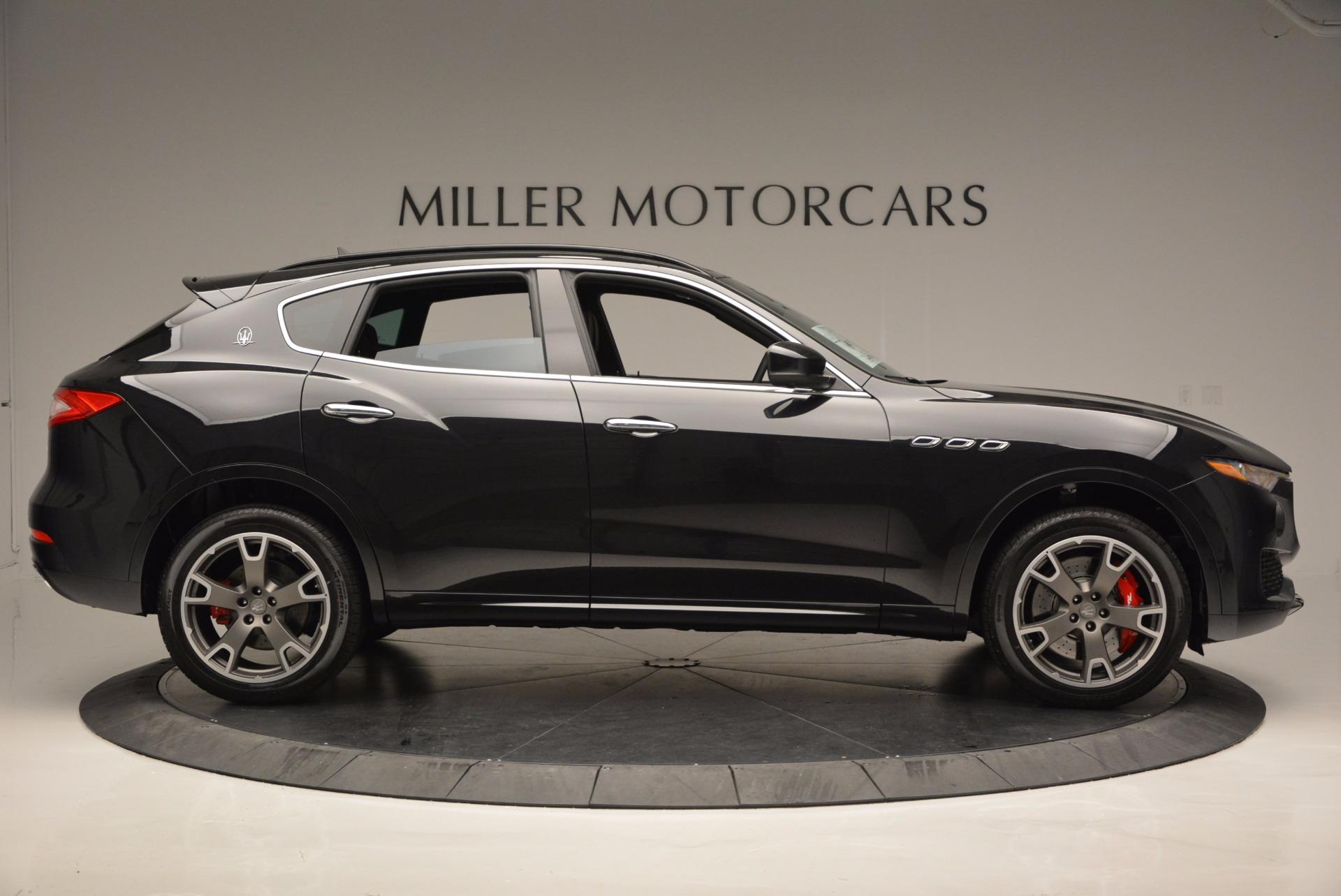 New 2017 Maserati Levante  For Sale In Greenwich, CT. Alfa Romeo of Greenwich, W450 1141_p9