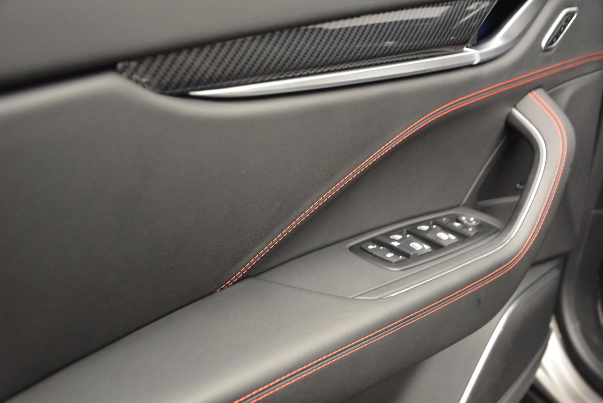New 2017 Maserati Levante  For Sale In Greenwich, CT. Alfa Romeo of Greenwich, W452 1143_p14
