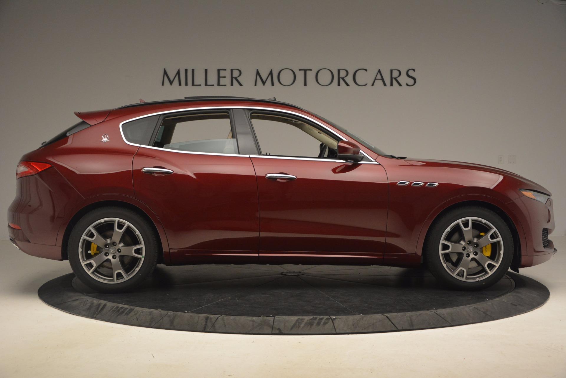 New 2017 Maserati Levante  For Sale In Greenwich, CT. Alfa Romeo of Greenwich, M1867 1144_p10