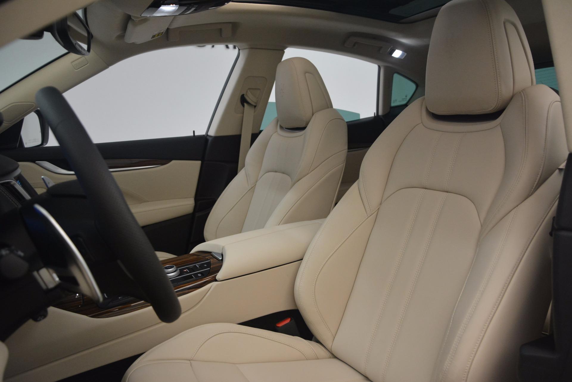 New 2017 Maserati Levante  For Sale In Greenwich, CT. Alfa Romeo of Greenwich, M1867 1144_p16