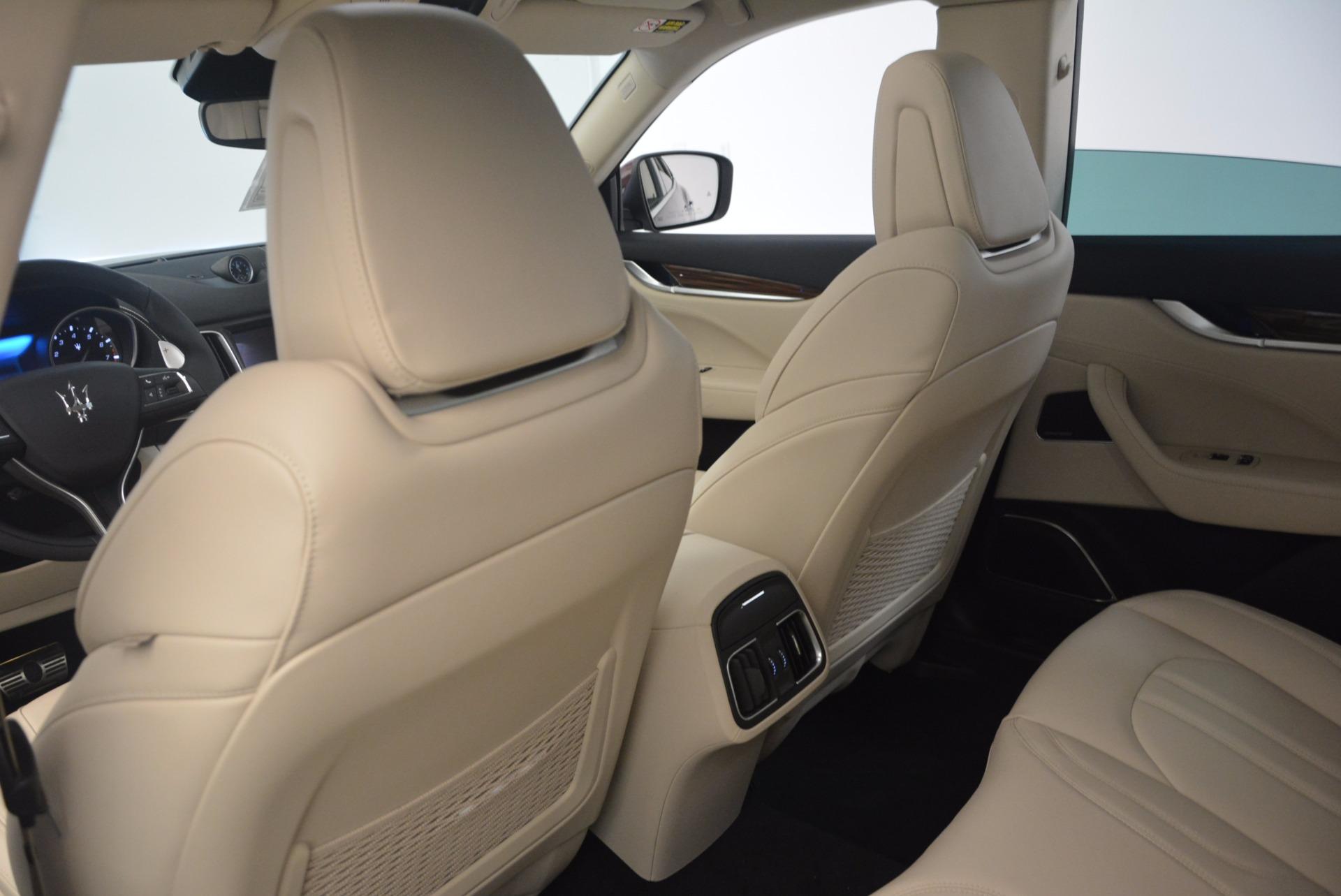 New 2017 Maserati Levante  For Sale In Greenwich, CT. Alfa Romeo of Greenwich, M1867 1144_p17