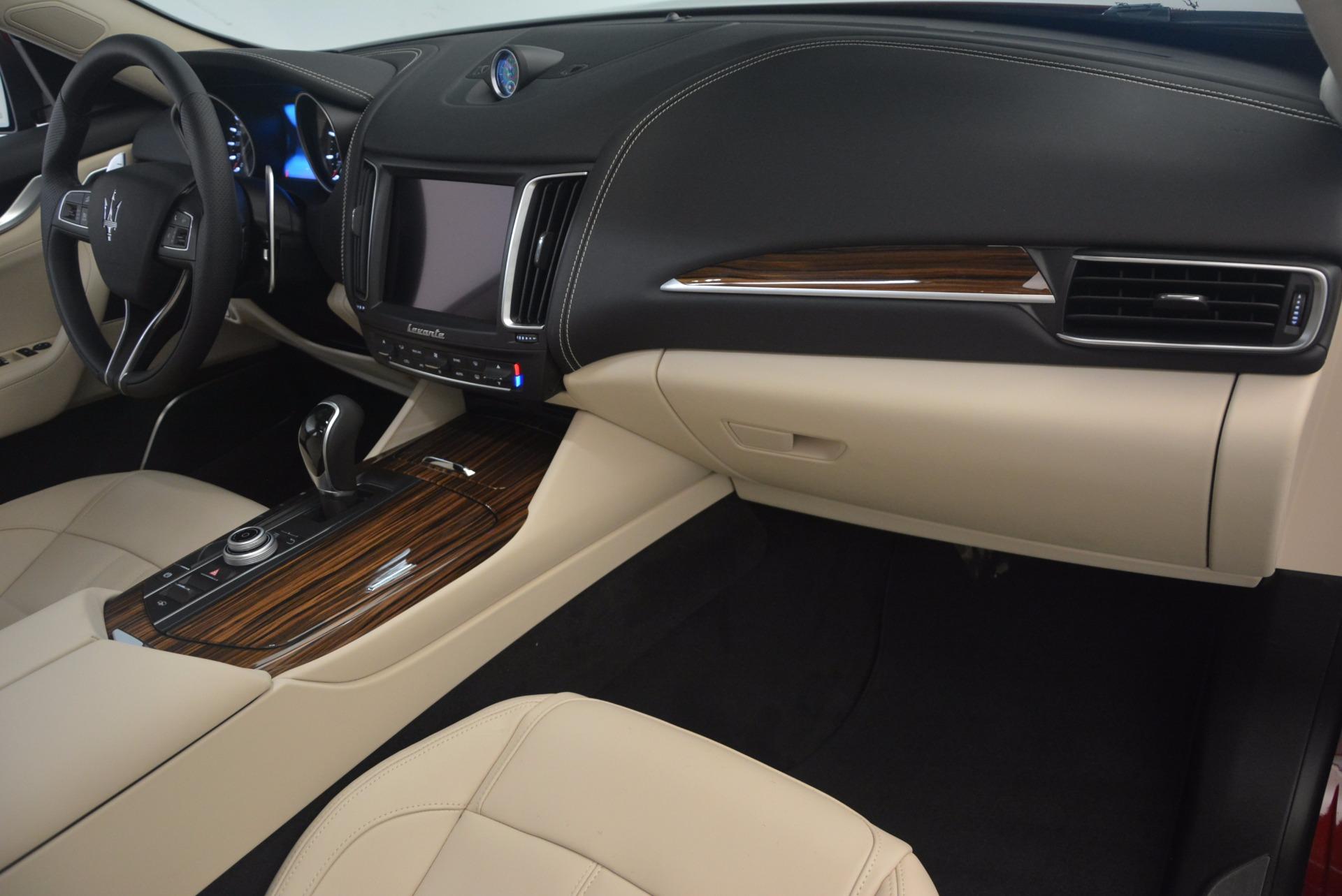 New 2017 Maserati Levante  For Sale In Greenwich, CT. Alfa Romeo of Greenwich, M1867 1144_p20