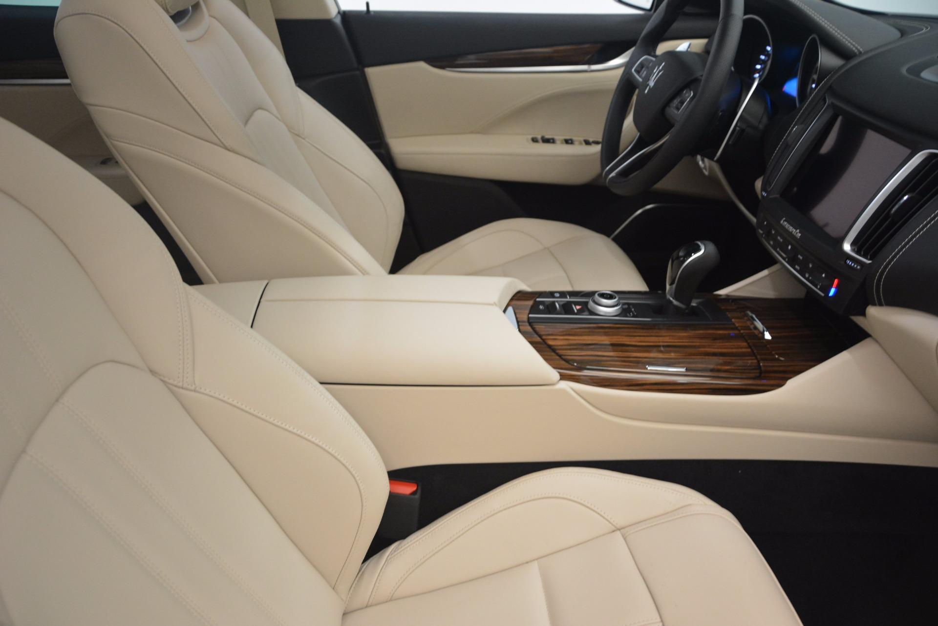 New 2017 Maserati Levante  For Sale In Greenwich, CT. Alfa Romeo of Greenwich, M1867 1144_p21