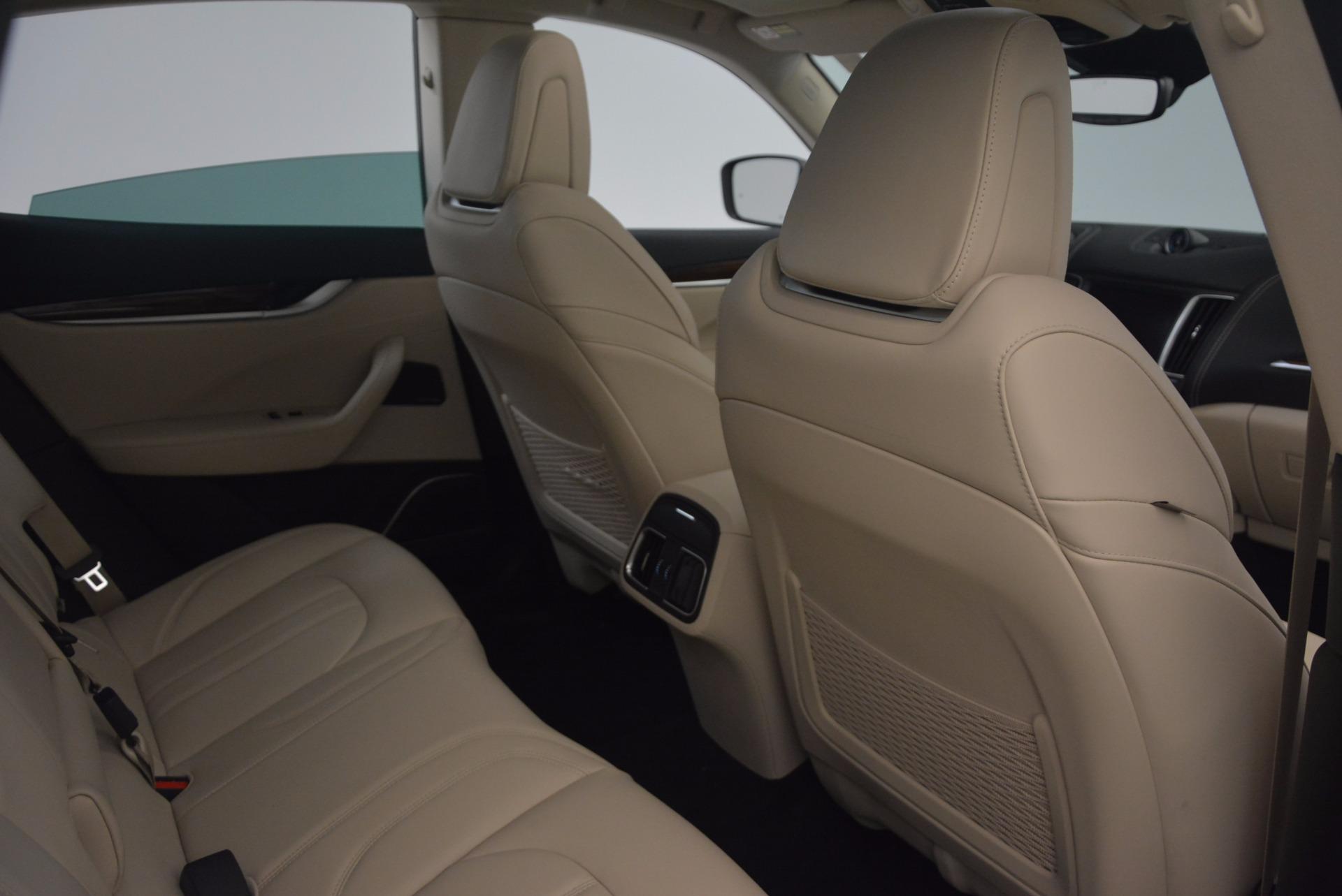 New 2017 Maserati Levante  For Sale In Greenwich, CT. Alfa Romeo of Greenwich, M1867 1144_p22