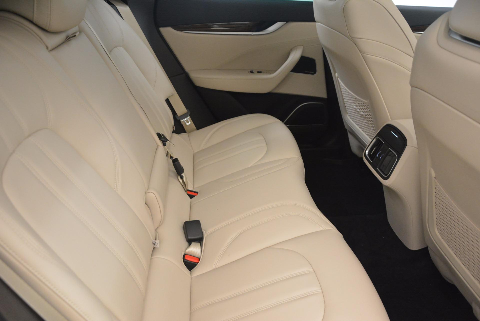 New 2017 Maserati Levante  For Sale In Greenwich, CT. Alfa Romeo of Greenwich, M1867 1144_p23