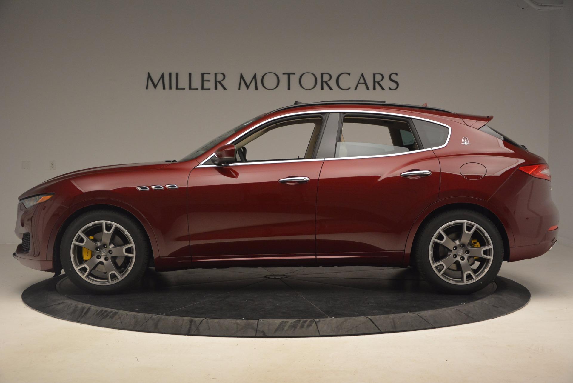 New 2017 Maserati Levante  For Sale In Greenwich, CT. Alfa Romeo of Greenwich, M1867 1144_p4