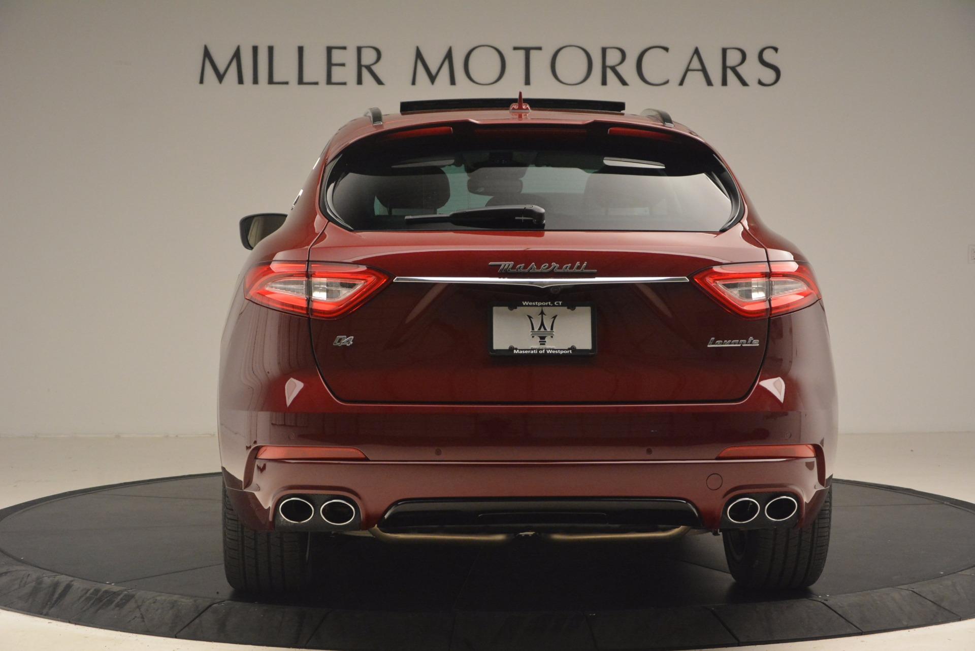 New 2017 Maserati Levante  For Sale In Greenwich, CT. Alfa Romeo of Greenwich, M1867 1144_p7