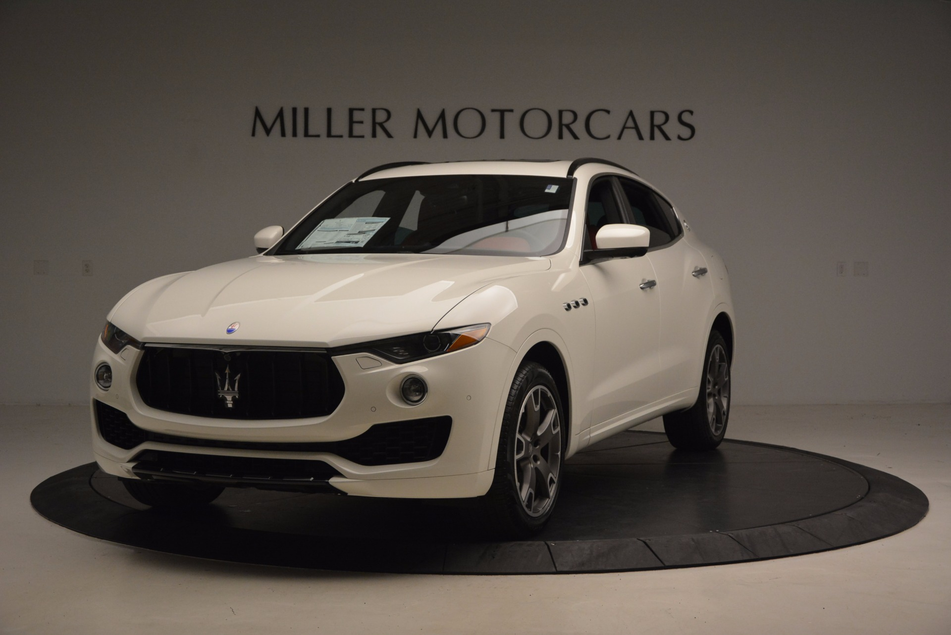 New 2017 Maserati Levante  For Sale In Greenwich, CT. Alfa Romeo of Greenwich, M1868 1145_main