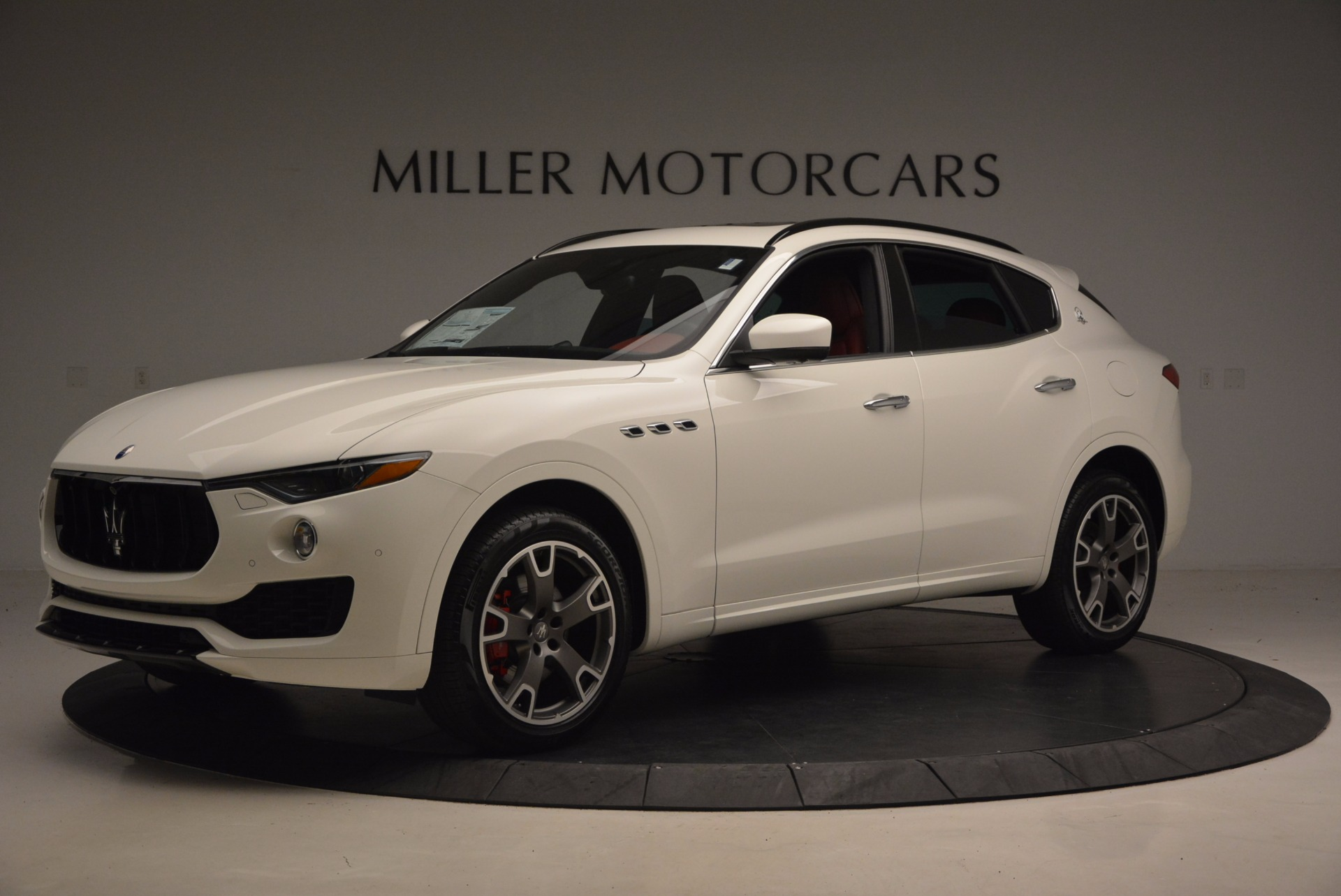 New 2017 Maserati Levante  For Sale In Greenwich, CT. Alfa Romeo of Greenwich, M1868 1145_p2