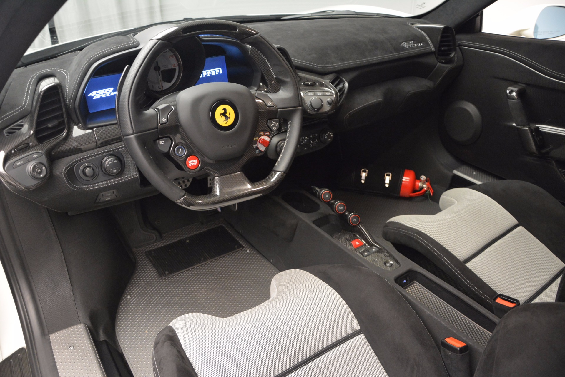 Used 2015 Ferrari 458 Speciale  For Sale In Greenwich, CT. Alfa Romeo of Greenwich, 4390 1147_p13