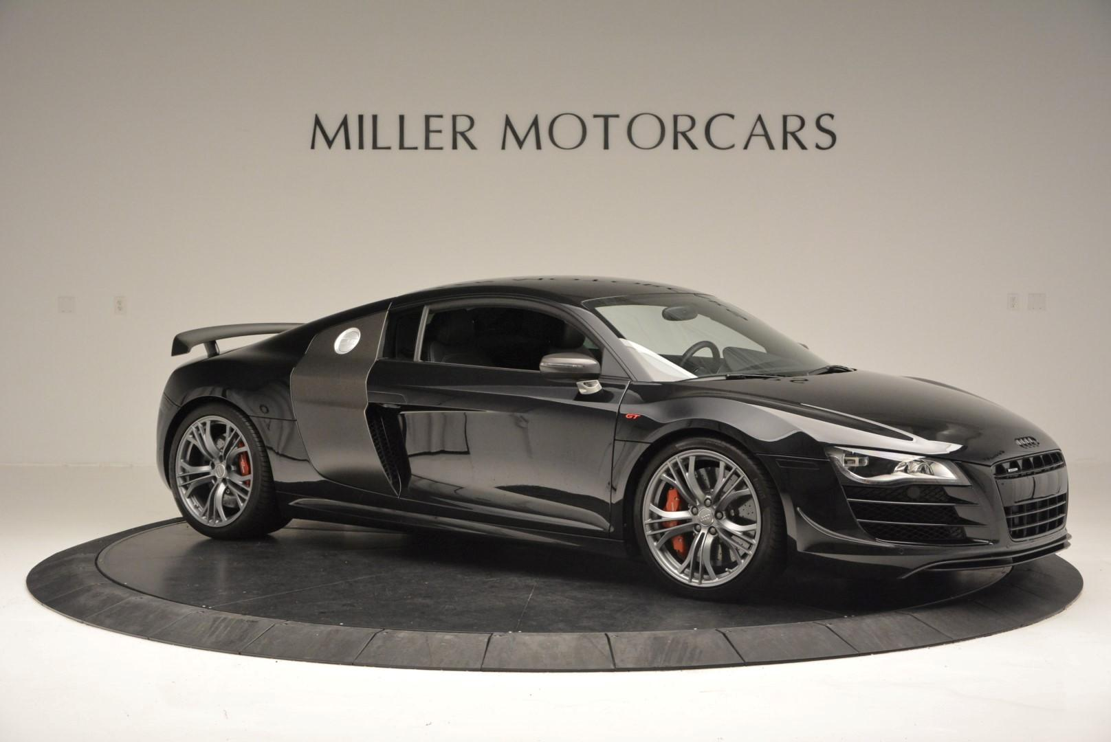 Used 2012 Audi R8 GT (R tronic) For Sale In Greenwich, CT. Alfa Romeo of Greenwich, W304A 115_p10