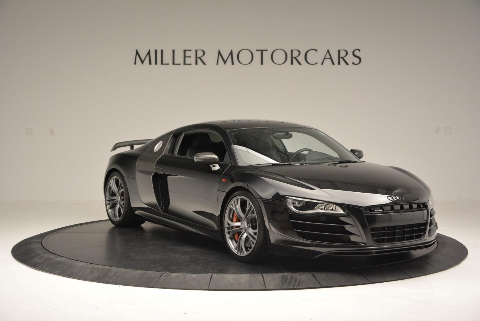 Used 2012 Audi R8 GT (R tronic) For Sale In Greenwich, CT. Alfa Romeo of Greenwich, W304A 115_p11