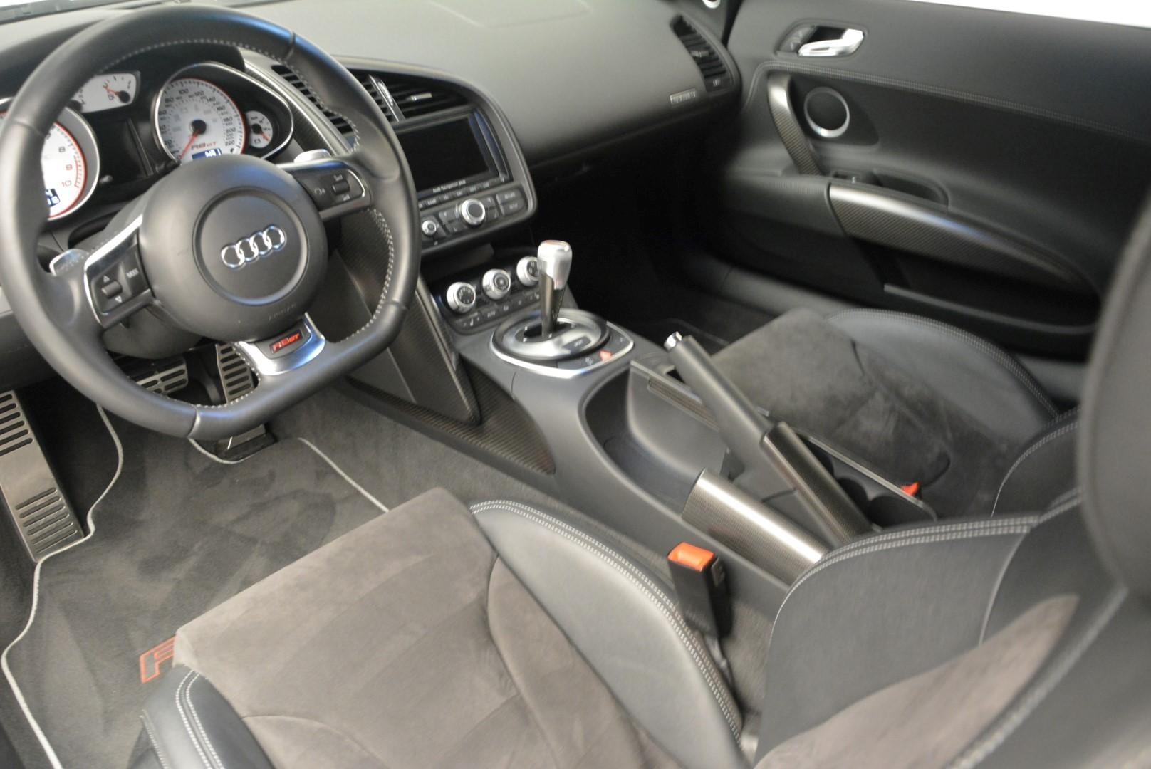 Used 2012 Audi R8 GT (R tronic) For Sale In Greenwich, CT. Alfa Romeo of Greenwich, W304A 115_p13
