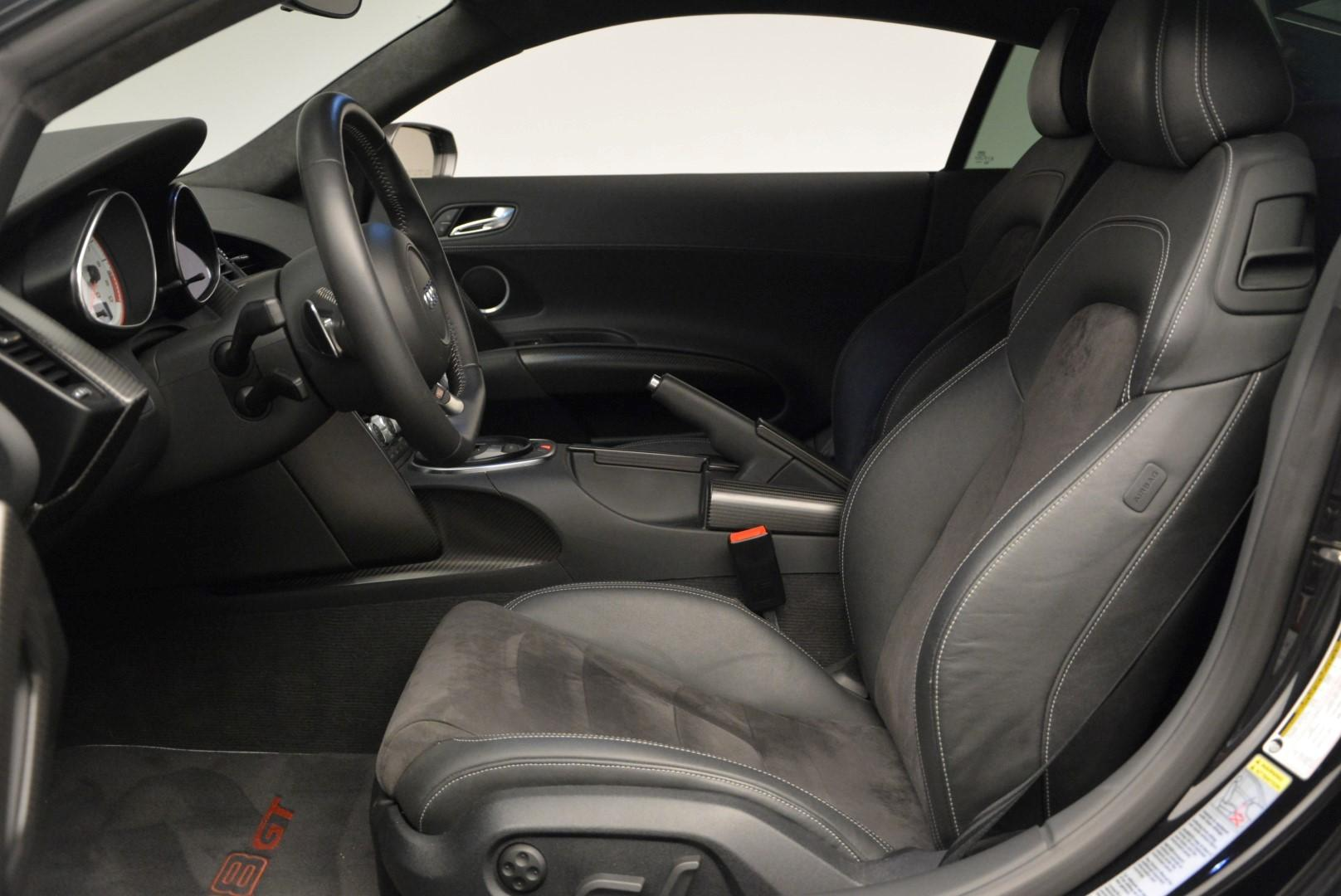 Used 2012 Audi R8 GT (R tronic) For Sale In Greenwich, CT. Alfa Romeo of Greenwich, W304A 115_p14