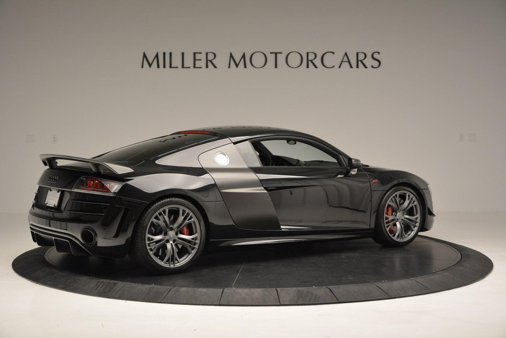 Used 2012 Audi R8 GT (R tronic) For Sale In Greenwich, CT. Alfa Romeo of Greenwich, W304A 115_p8