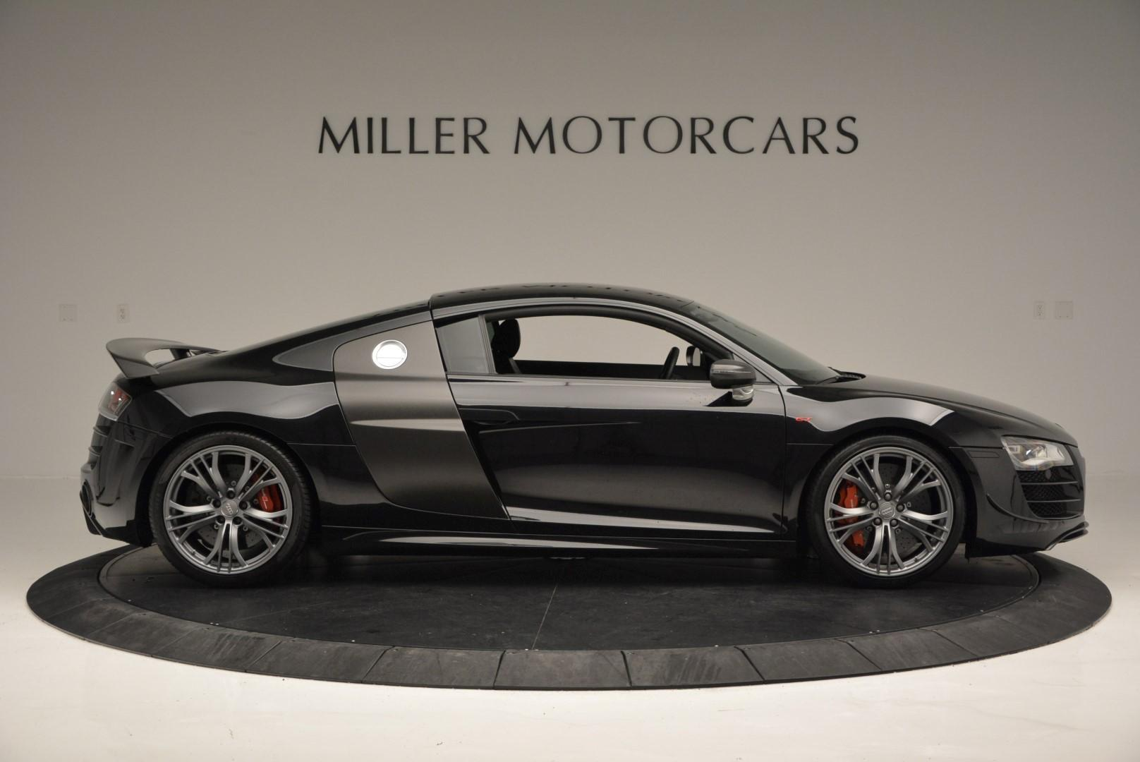 Used 2012 Audi R8 GT (R tronic) For Sale In Greenwich, CT. Alfa Romeo of Greenwich, W304A 115_p9