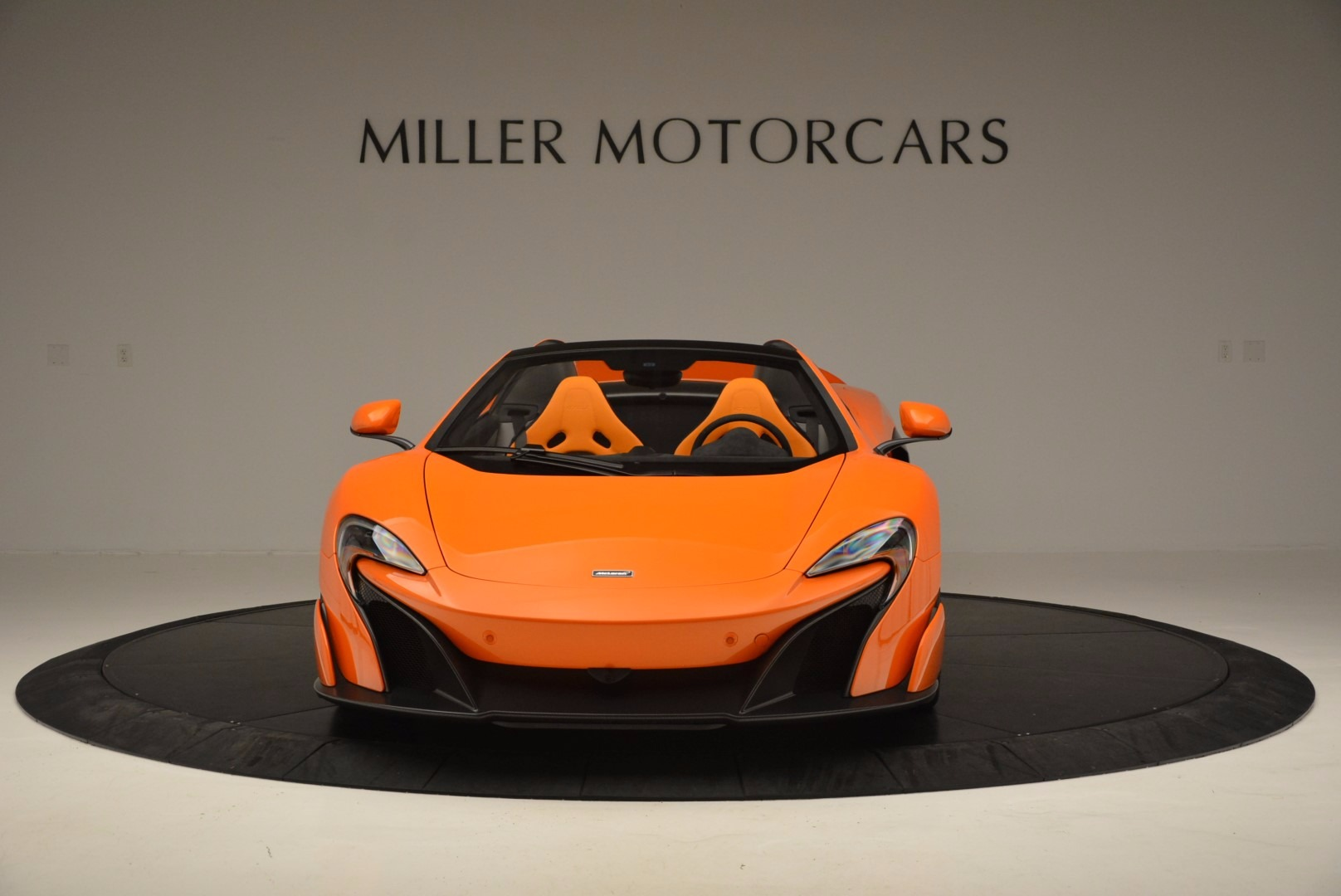 Used 2016 McLaren 675LT Spider Convertible For Sale In Greenwich, CT. Alfa Romeo of Greenwich, 3159 1150_p12