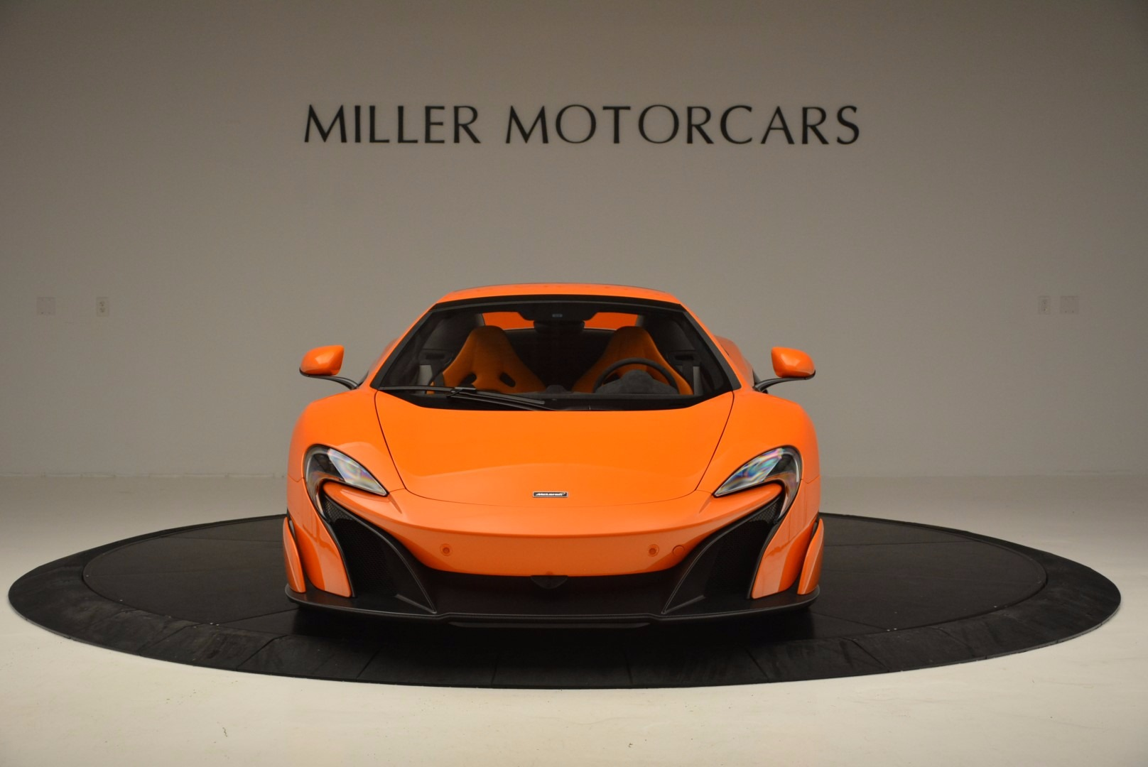 Used 2016 McLaren 675LT Spider Convertible For Sale In Greenwich, CT. Alfa Romeo of Greenwich, 3159 1150_p21
