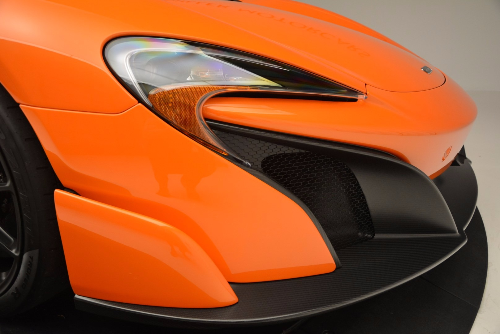 Used 2016 McLaren 675LT Spider Convertible For Sale In Greenwich, CT. Alfa Romeo of Greenwich, 3159 1150_p28