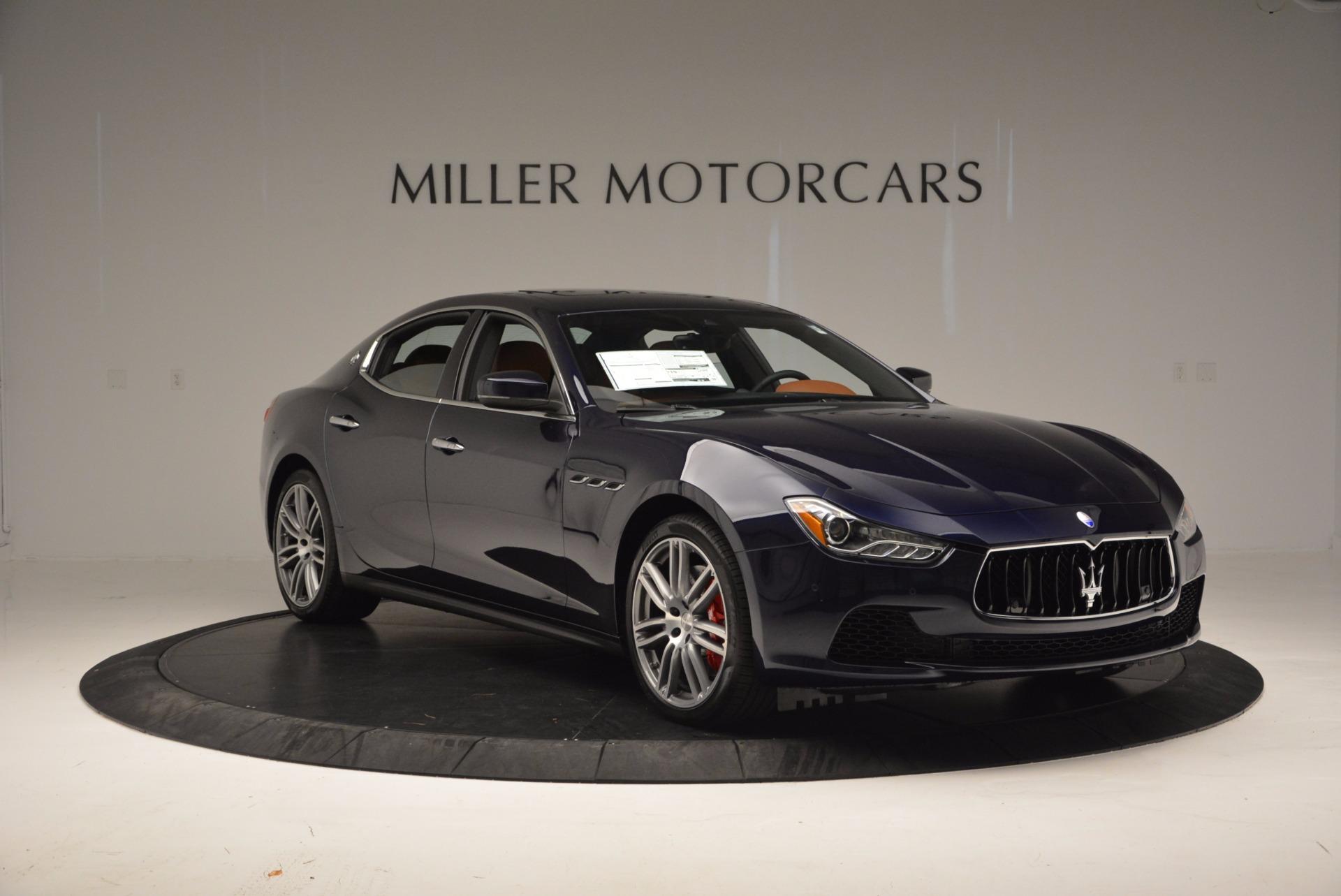 New 2017 Maserati Ghibli S Q4 For Sale In Greenwich, CT. Alfa Romeo of Greenwich, M1869 1153_p10