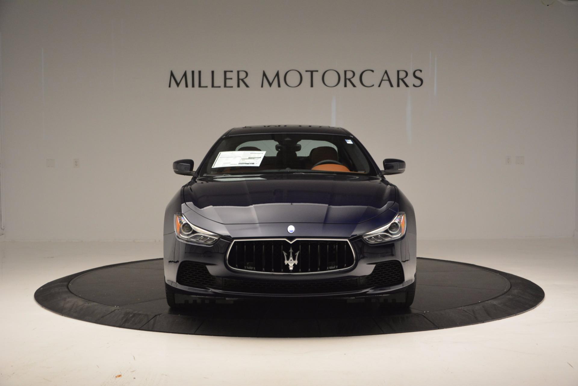 New 2017 Maserati Ghibli S Q4 For Sale In Greenwich, CT. Alfa Romeo of Greenwich, M1869 1153_p11