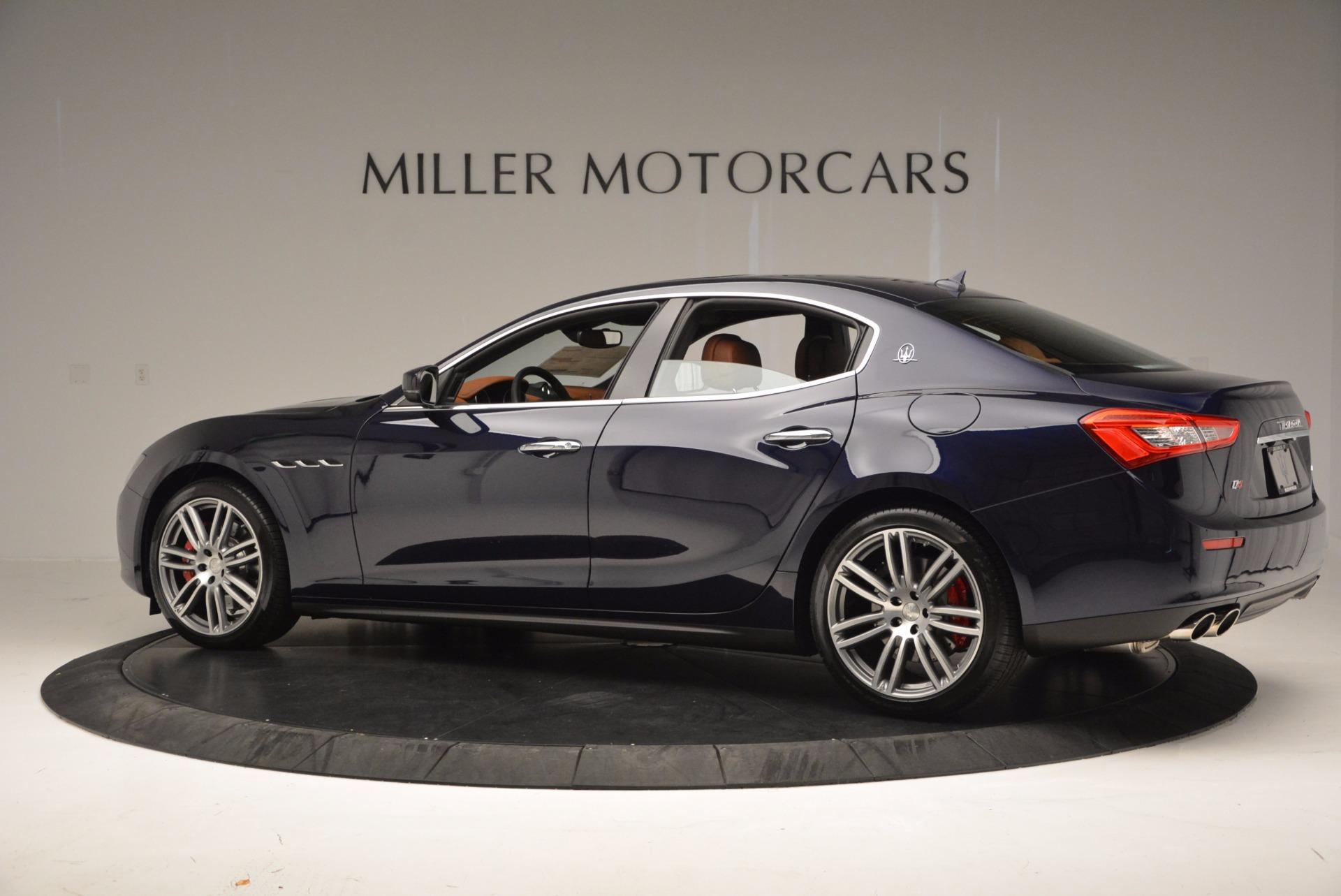 New 2017 Maserati Ghibli S Q4 For Sale In Greenwich, CT. Alfa Romeo of Greenwich, M1869 1153_p4