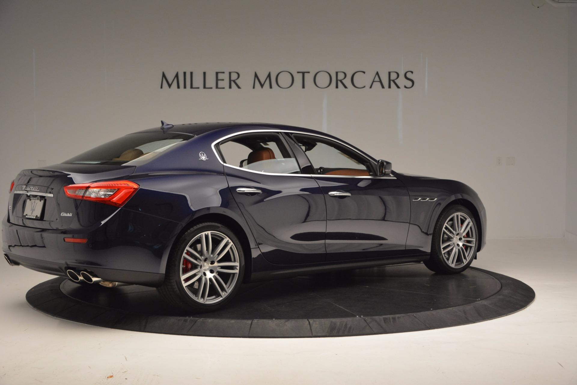 New 2017 Maserati Ghibli S Q4 For Sale In Greenwich, CT. Alfa Romeo of Greenwich, M1869 1153_p7