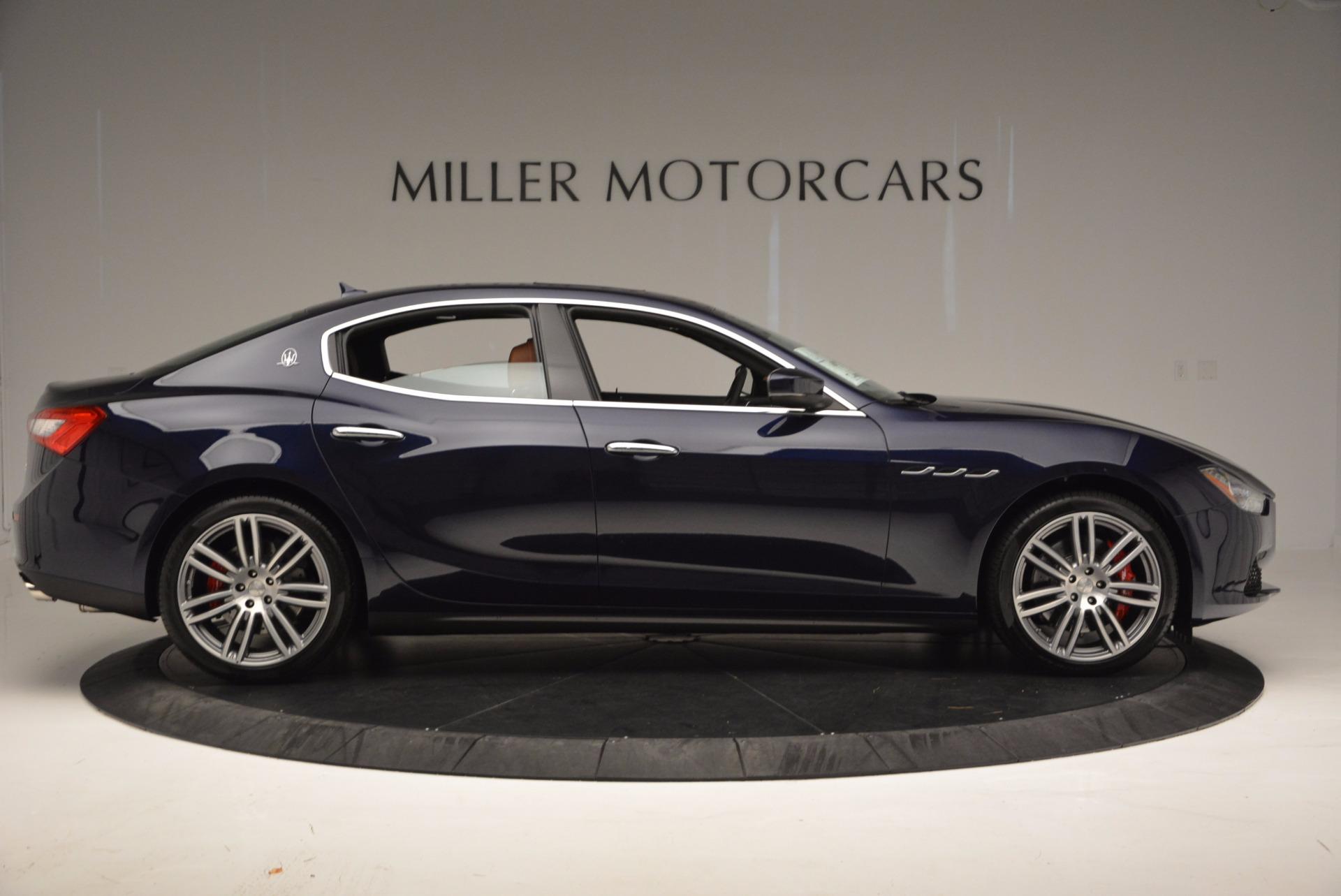 New 2017 Maserati Ghibli S Q4 For Sale In Greenwich, CT. Alfa Romeo of Greenwich, M1869 1153_p8
