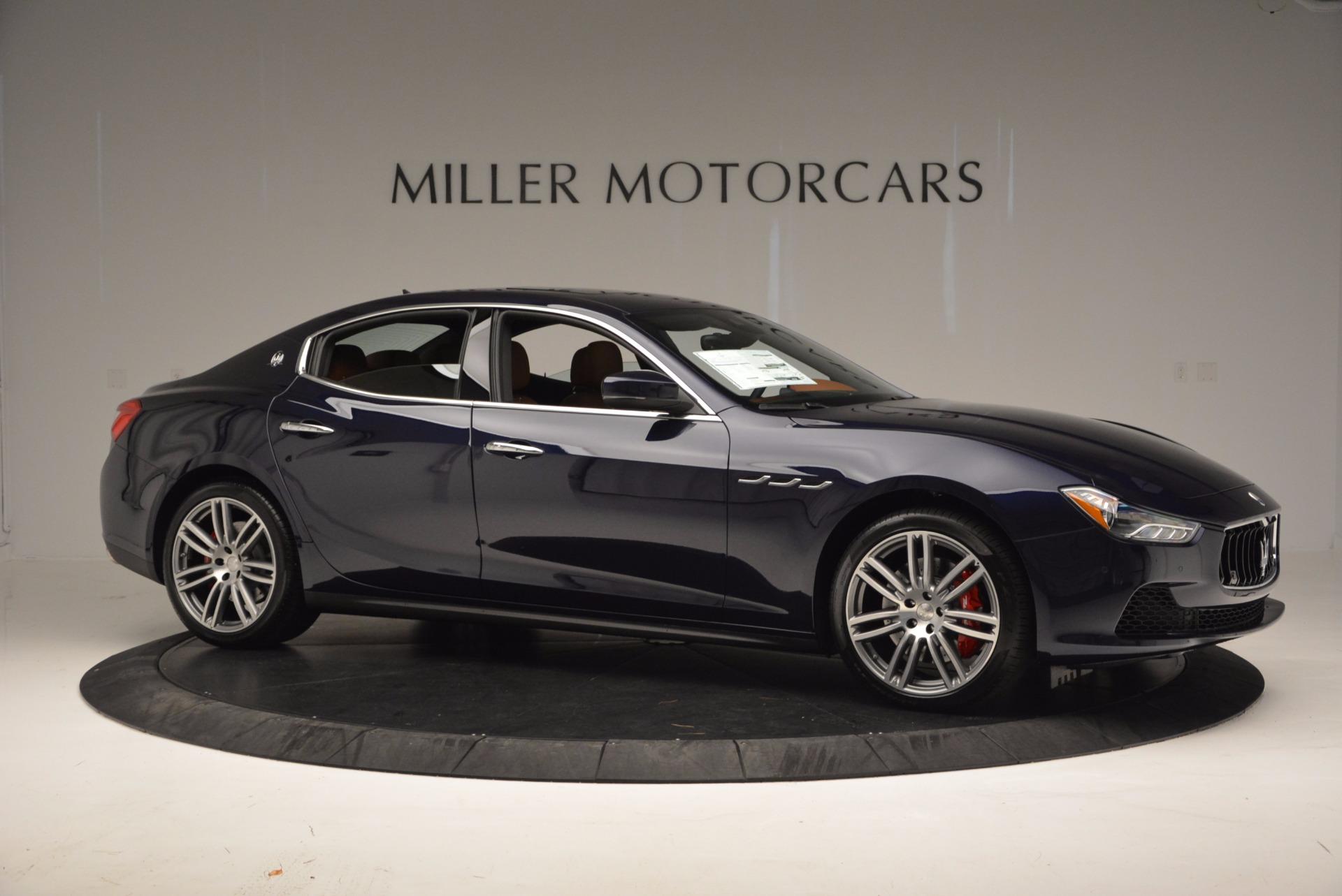 New 2017 Maserati Ghibli S Q4 For Sale In Greenwich, CT. Alfa Romeo of Greenwich, M1869 1153_p9