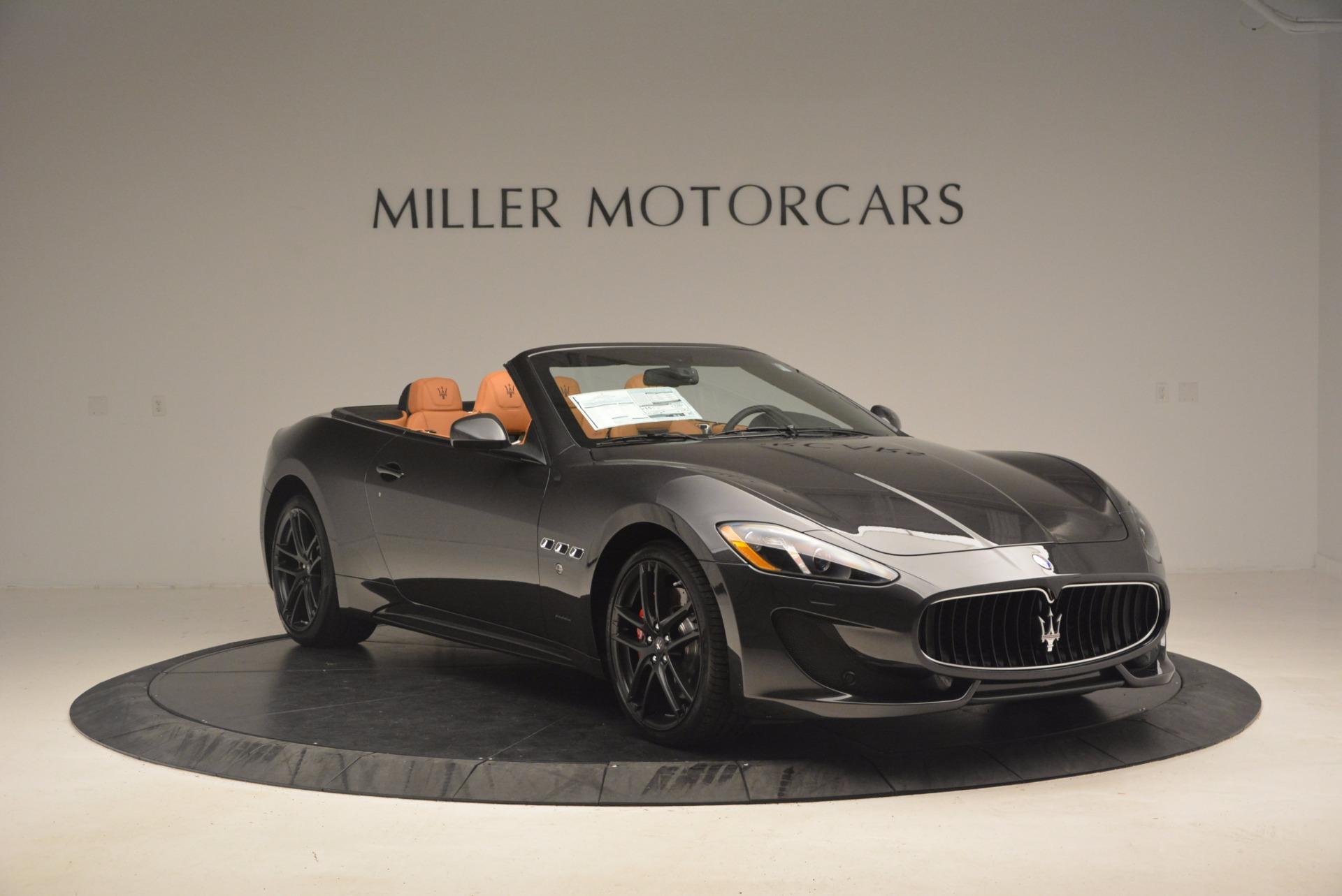 New 2017 Maserati GranTurismo Sport For Sale In Greenwich, CT. Alfa Romeo of Greenwich, M1866 1154_p11
