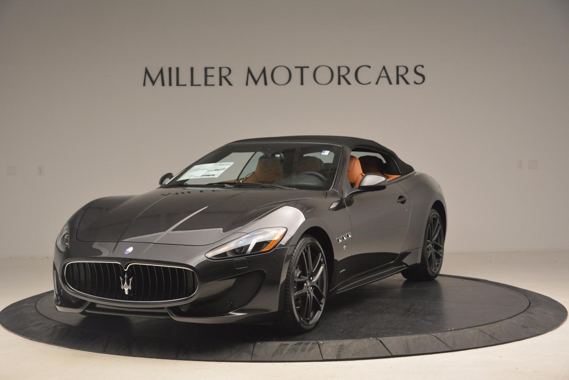 New 2017 Maserati GranTurismo Sport For Sale In Greenwich, CT. Alfa Romeo of Greenwich, M1866 1154_p13