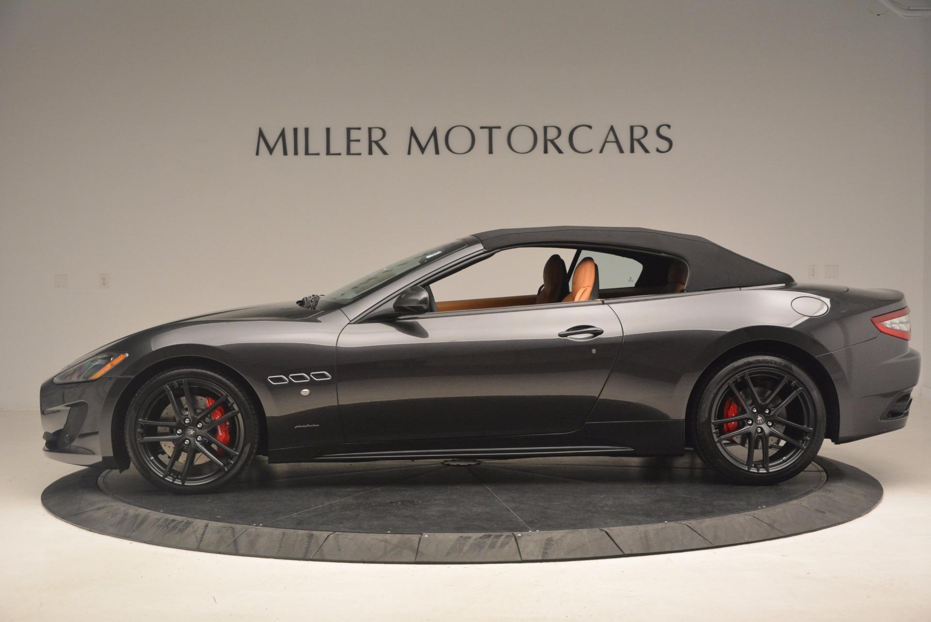 New 2017 Maserati GranTurismo Sport For Sale In Greenwich, CT. Alfa Romeo of Greenwich, M1866 1154_p15