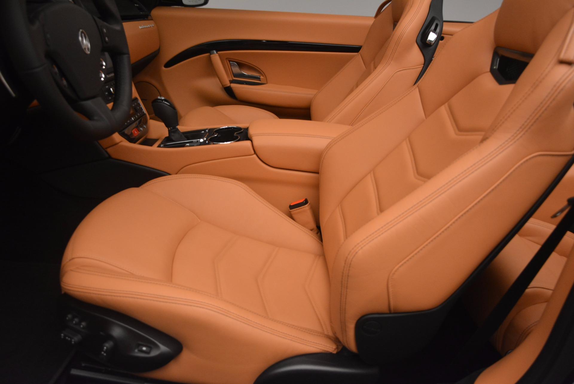 New 2017 Maserati GranTurismo Sport For Sale In Greenwich, CT. Alfa Romeo of Greenwich, M1866 1154_p26