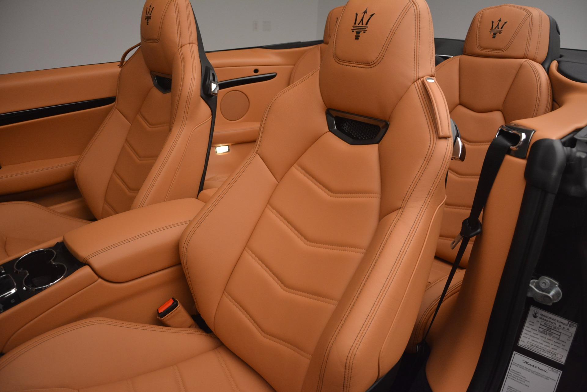New 2017 Maserati GranTurismo Sport For Sale In Greenwich, CT. Alfa Romeo of Greenwich, M1866 1154_p27