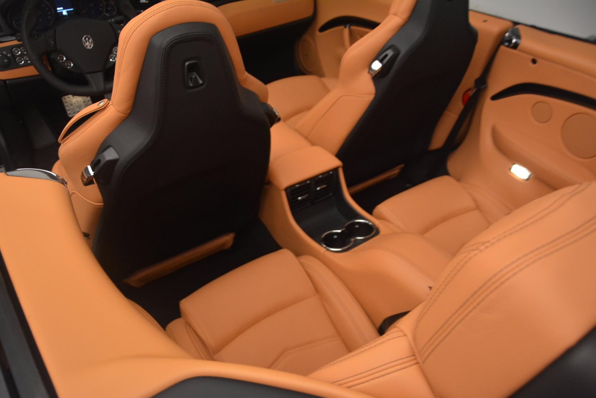 New 2017 Maserati GranTurismo Sport For Sale In Greenwich, CT. Alfa Romeo of Greenwich, M1866 1154_p29
