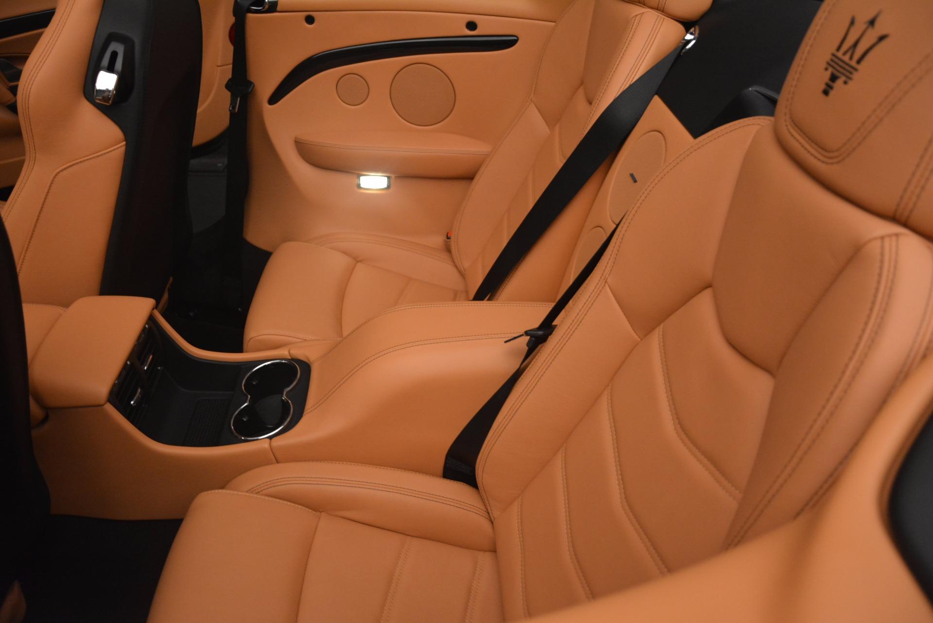 New 2017 Maserati GranTurismo Sport For Sale In Greenwich, CT. Alfa Romeo of Greenwich, M1866 1154_p30