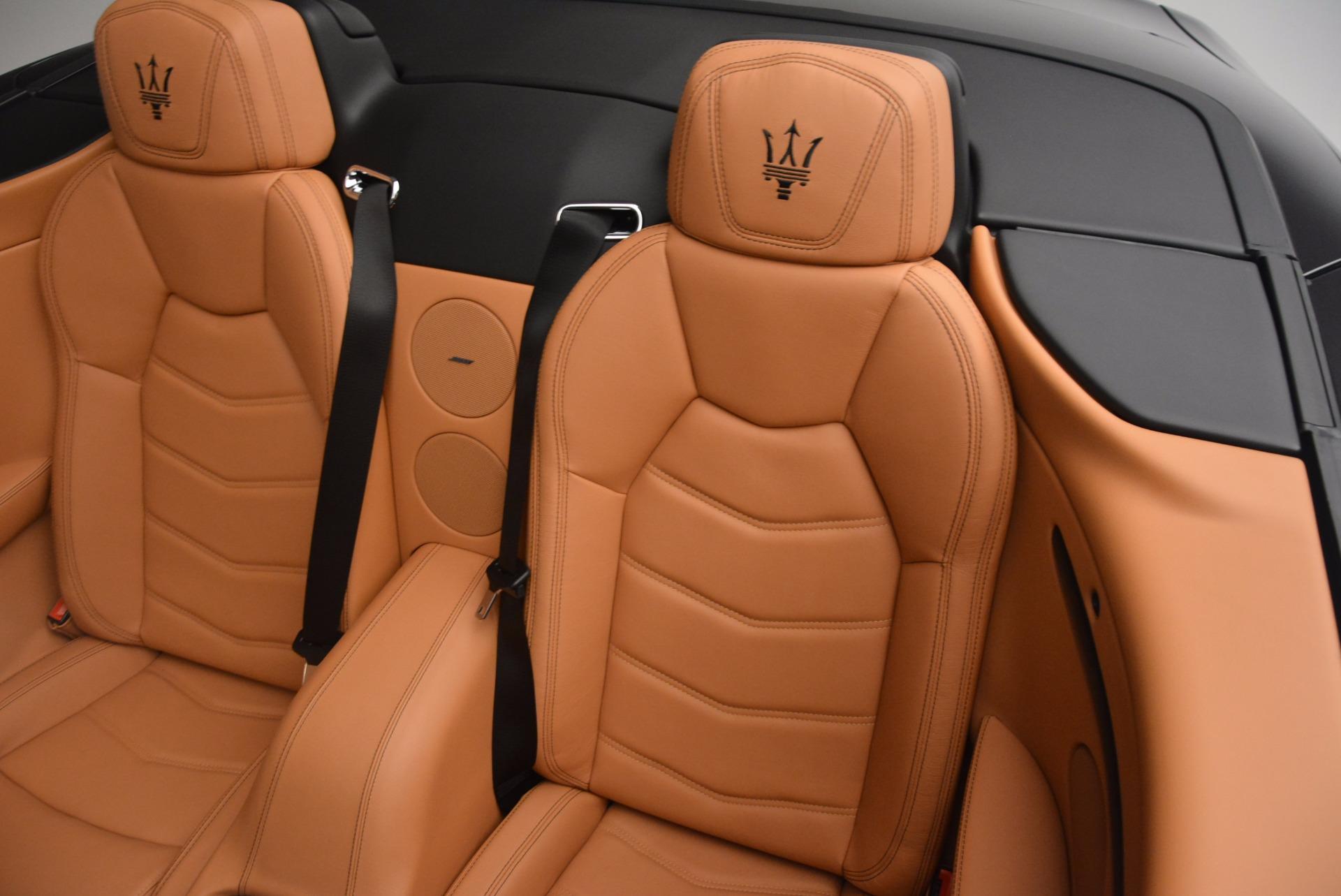 New 2017 Maserati GranTurismo Sport For Sale In Greenwich, CT. Alfa Romeo of Greenwich, M1866 1154_p31