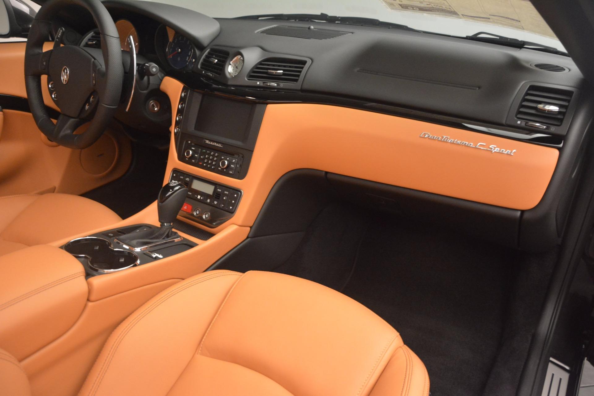 New 2017 Maserati GranTurismo Sport For Sale In Greenwich, CT. Alfa Romeo of Greenwich, M1866 1154_p32