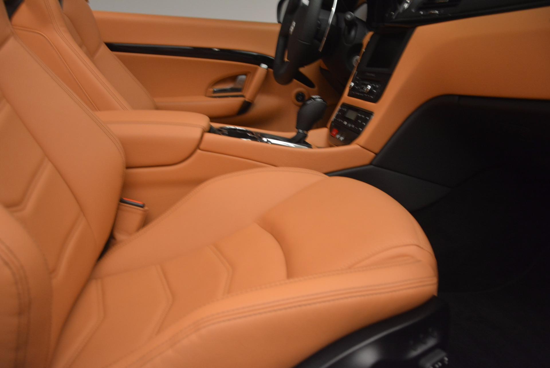 New 2017 Maserati GranTurismo Sport For Sale In Greenwich, CT. Alfa Romeo of Greenwich, M1866 1154_p33