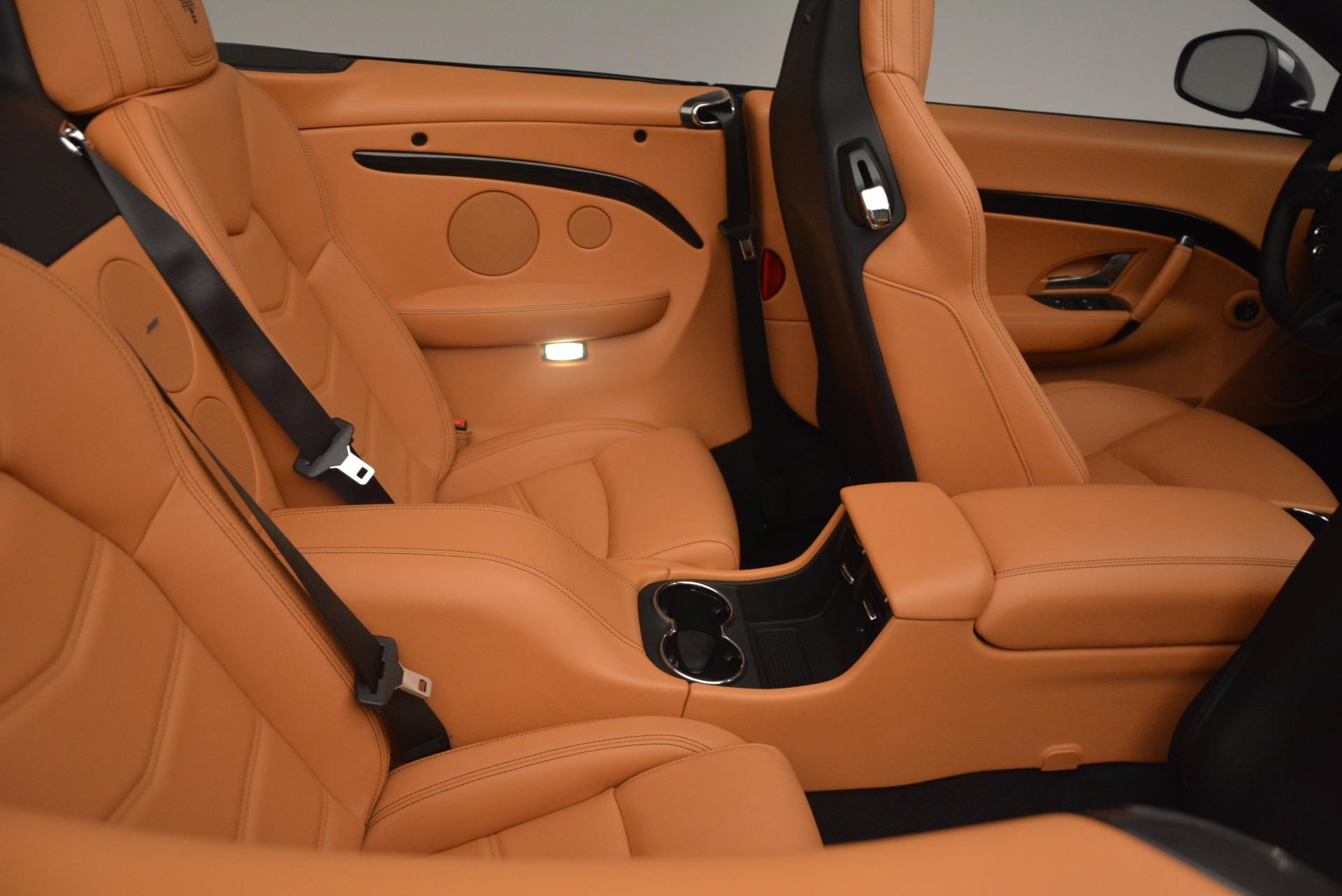New 2017 Maserati GranTurismo Sport For Sale In Greenwich, CT. Alfa Romeo of Greenwich, M1866 1154_p36