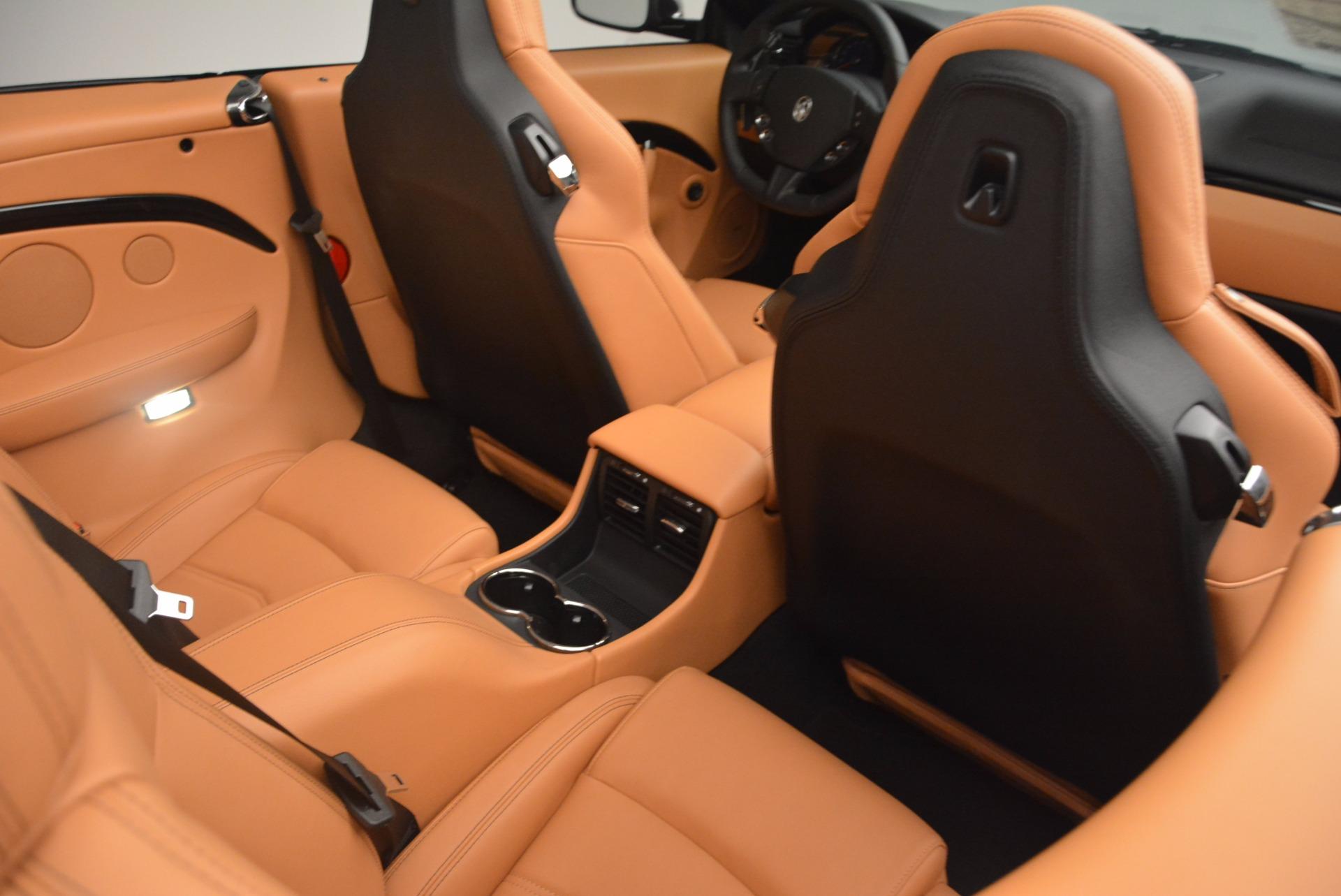 New 2017 Maserati GranTurismo Sport For Sale In Greenwich, CT. Alfa Romeo of Greenwich, M1866 1154_p37