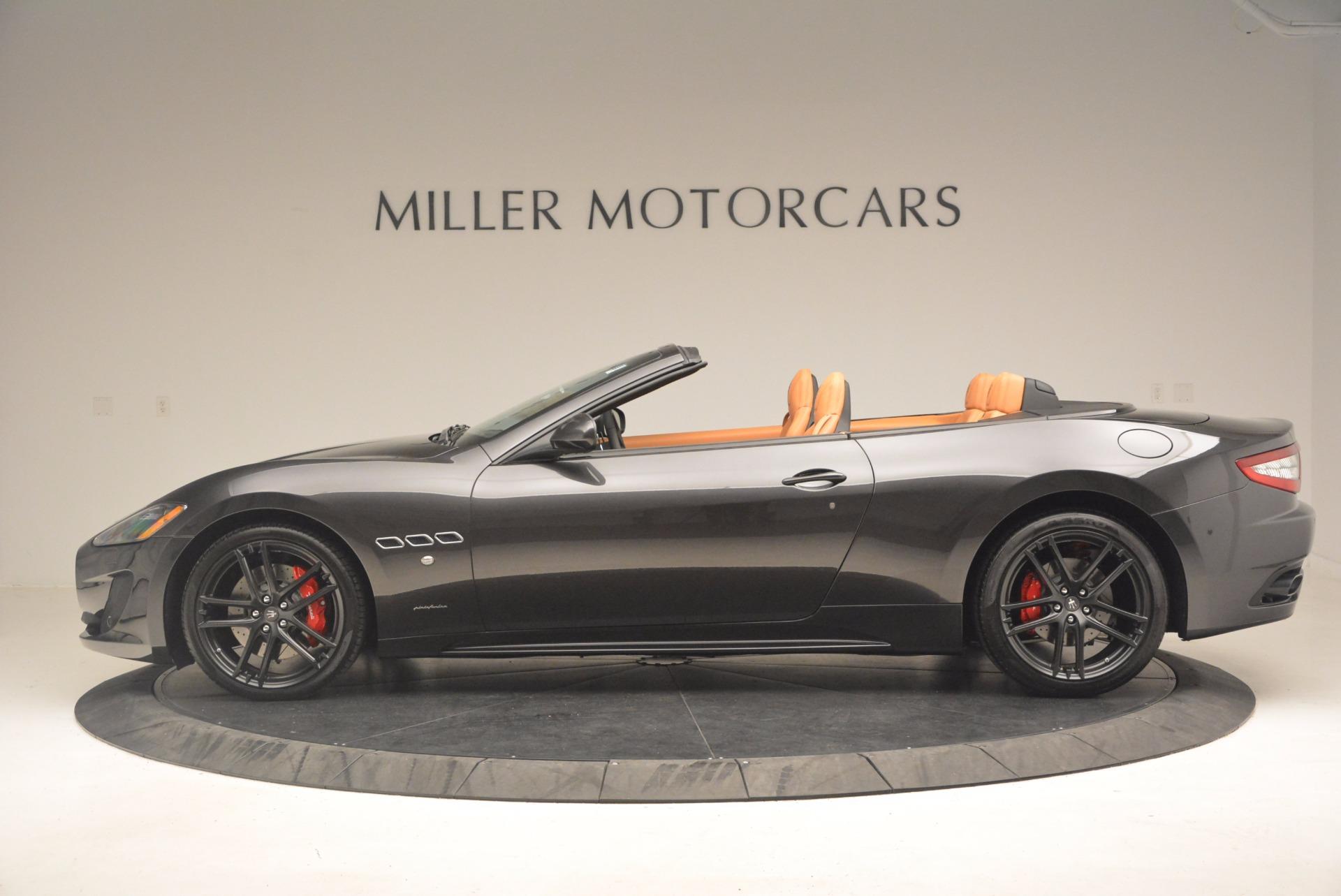 New 2017 Maserati GranTurismo Sport For Sale In Greenwich, CT. Alfa Romeo of Greenwich, M1866 1154_p3