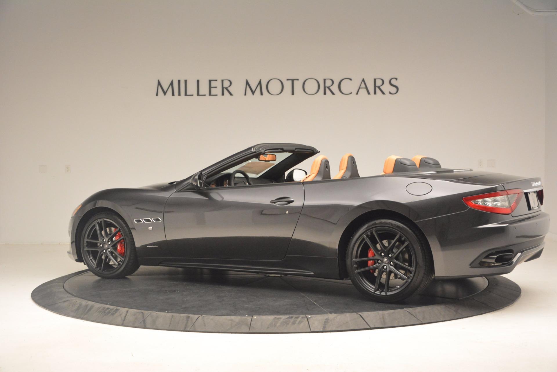 New 2017 Maserati GranTurismo Sport For Sale In Greenwich, CT. Alfa Romeo of Greenwich, M1866 1154_p4
