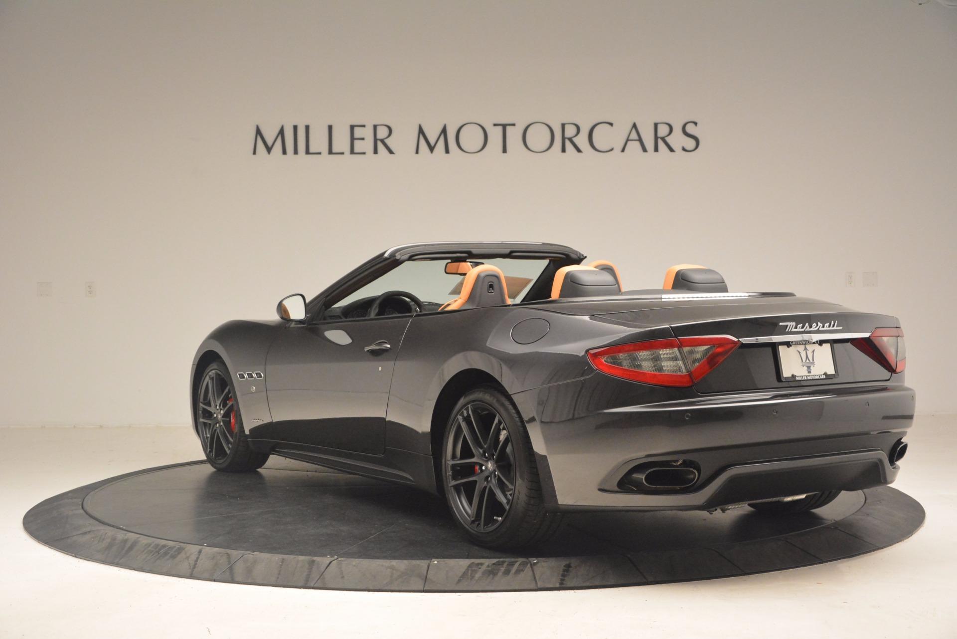 New 2017 Maserati GranTurismo Sport For Sale In Greenwich, CT. Alfa Romeo of Greenwich, M1866 1154_p5