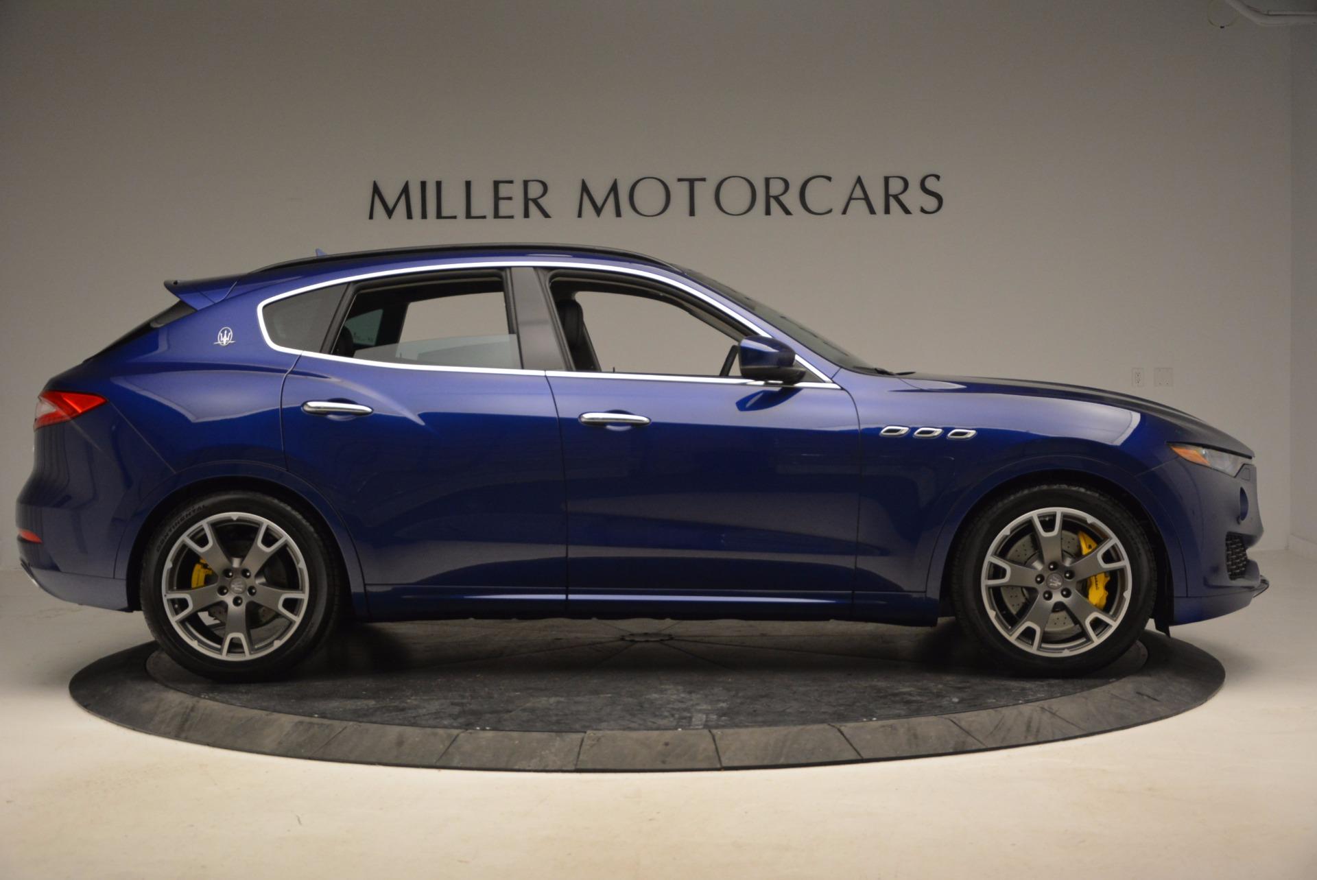 New 2017 Maserati Levante S For Sale In Greenwich, CT. Alfa Romeo of Greenwich, W453 1155_p8
