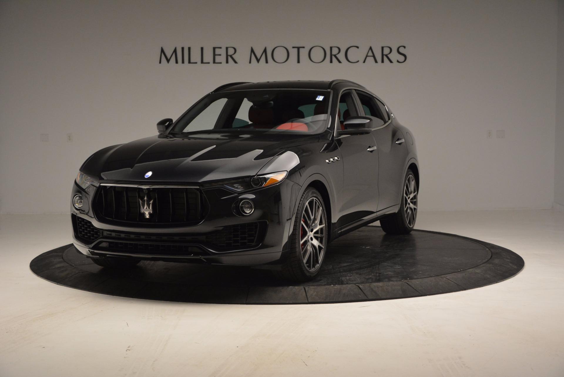 New 2017 Maserati Levante S For Sale In Greenwich, CT. Alfa Romeo of Greenwich, W456 1156_main