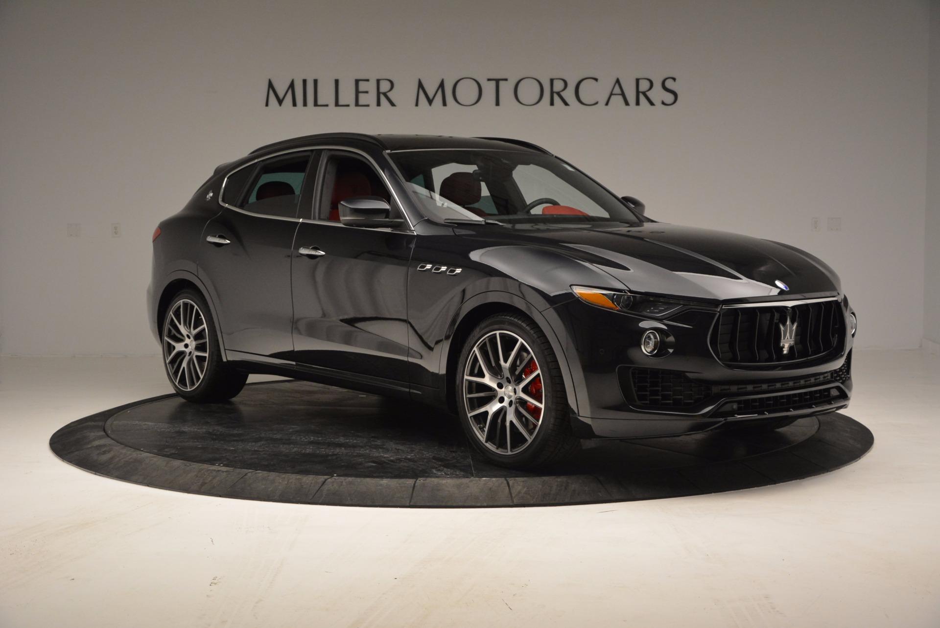 New 2017 Maserati Levante S For Sale In Greenwich, CT. Alfa Romeo of Greenwich, W456 1156_p11